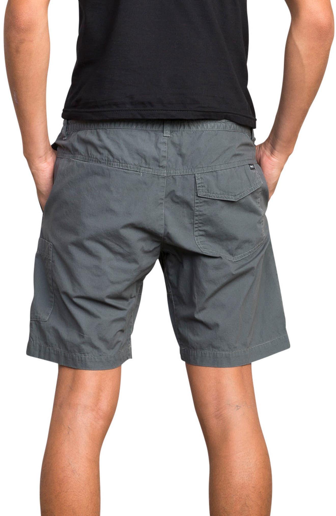 Current Wander Shorts,                             Alternate thumbnail 2, color,                             Slate