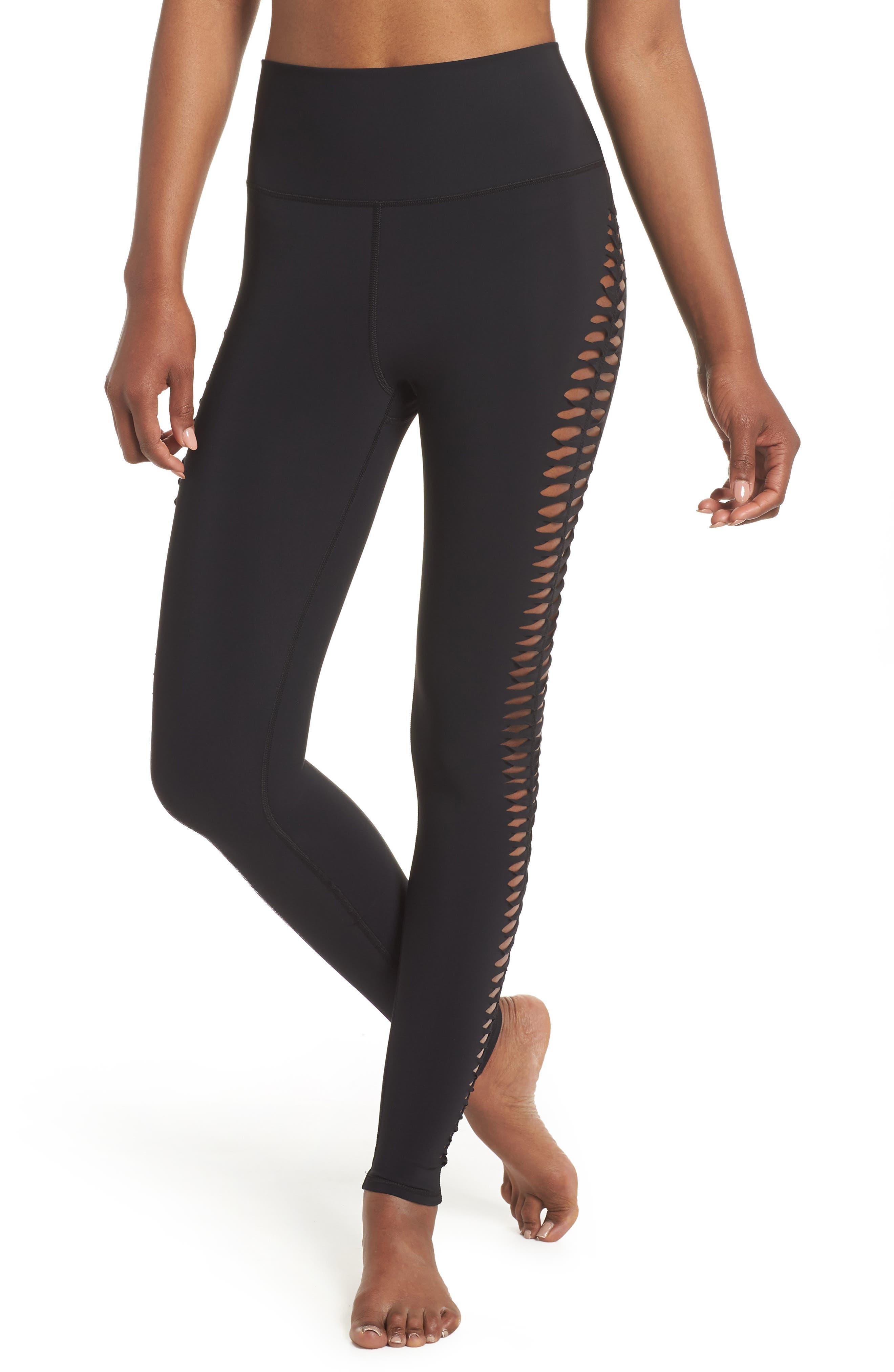 Reform Leggings,                         Main,                         color, Black