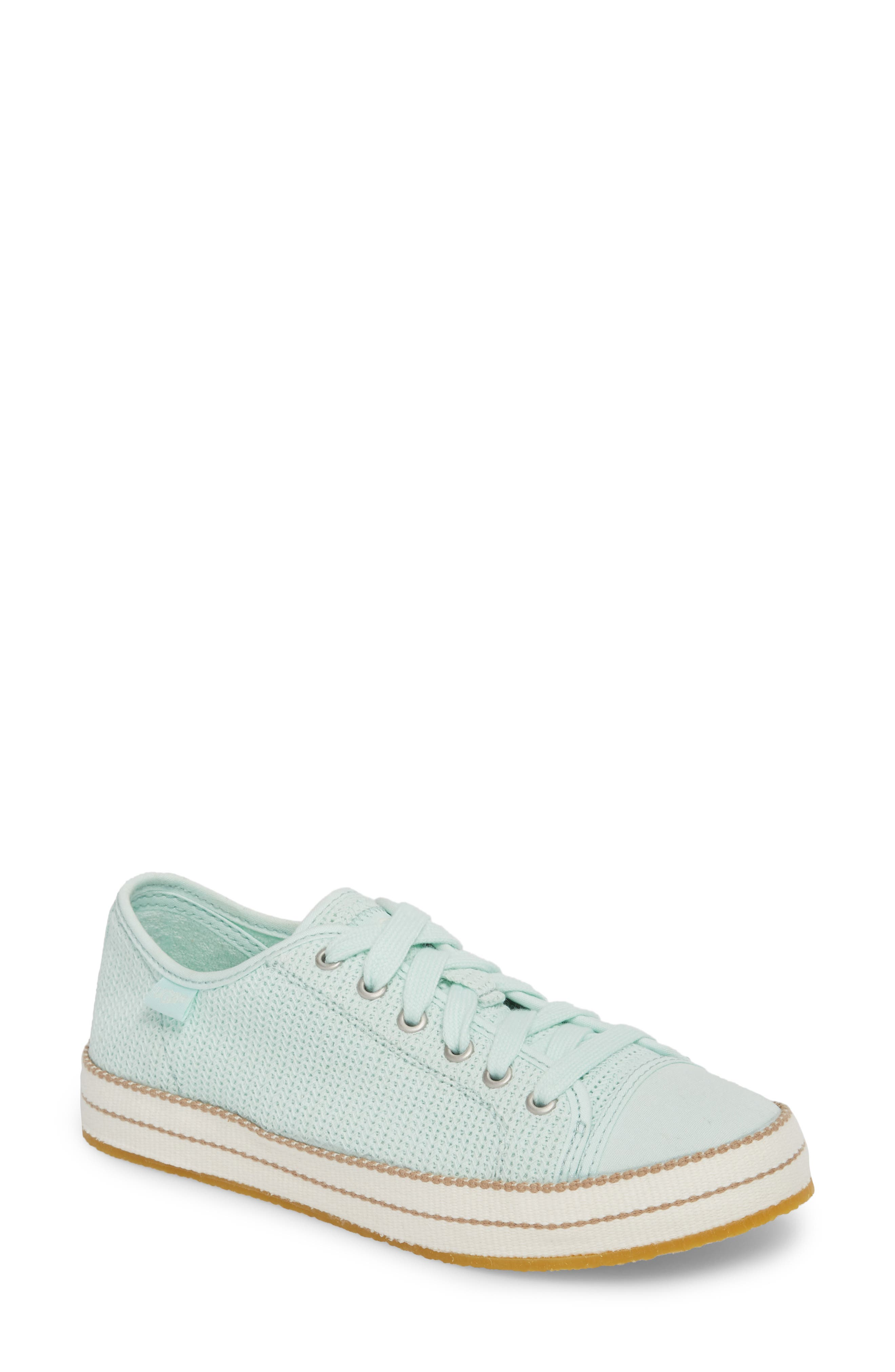 Claudi Sneaker,                             Main thumbnail 1, color,                             Aqua