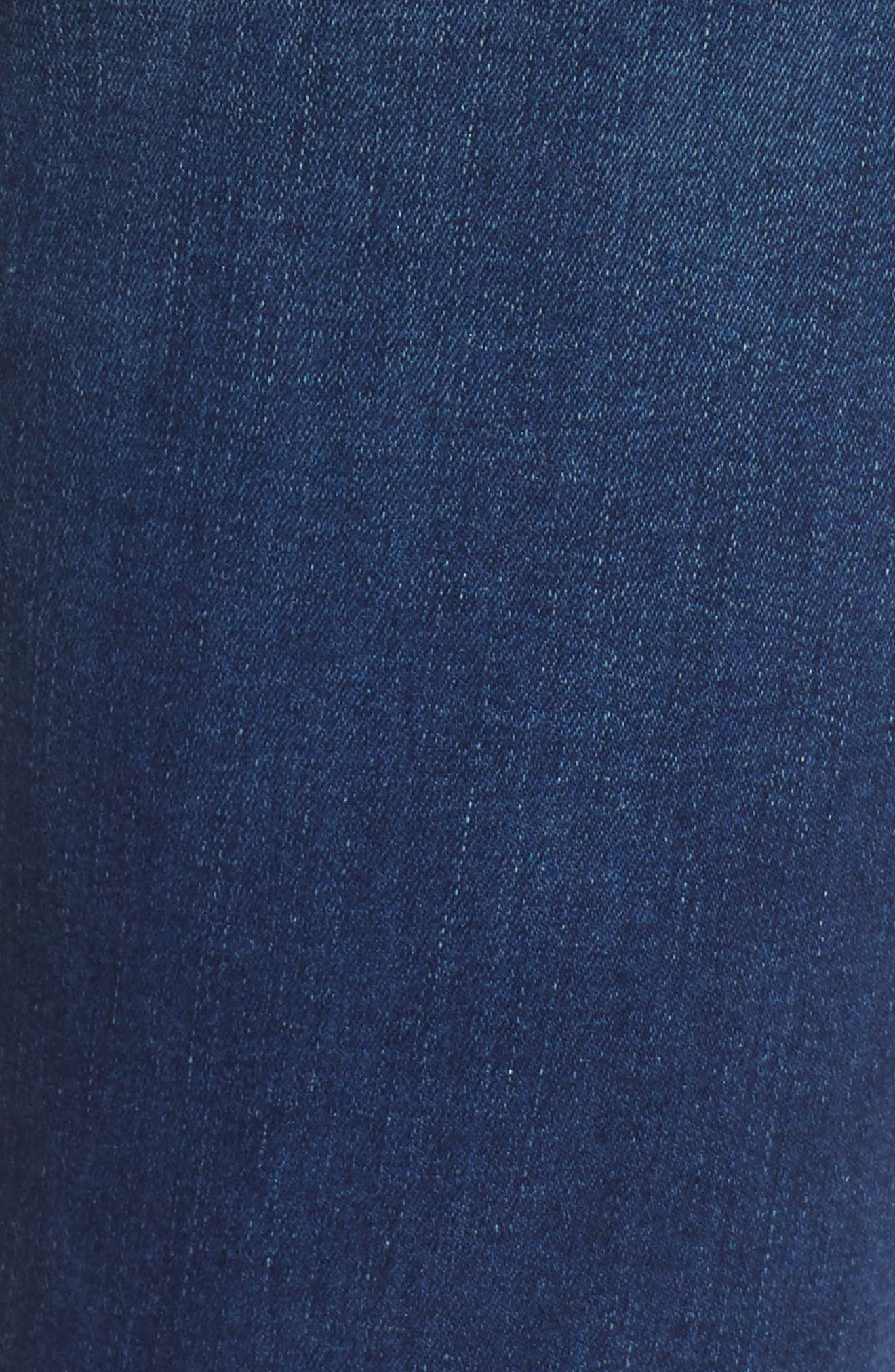 The Looker Crop Skinny Jeans,                             Alternate thumbnail 6, color,                             Fast Times