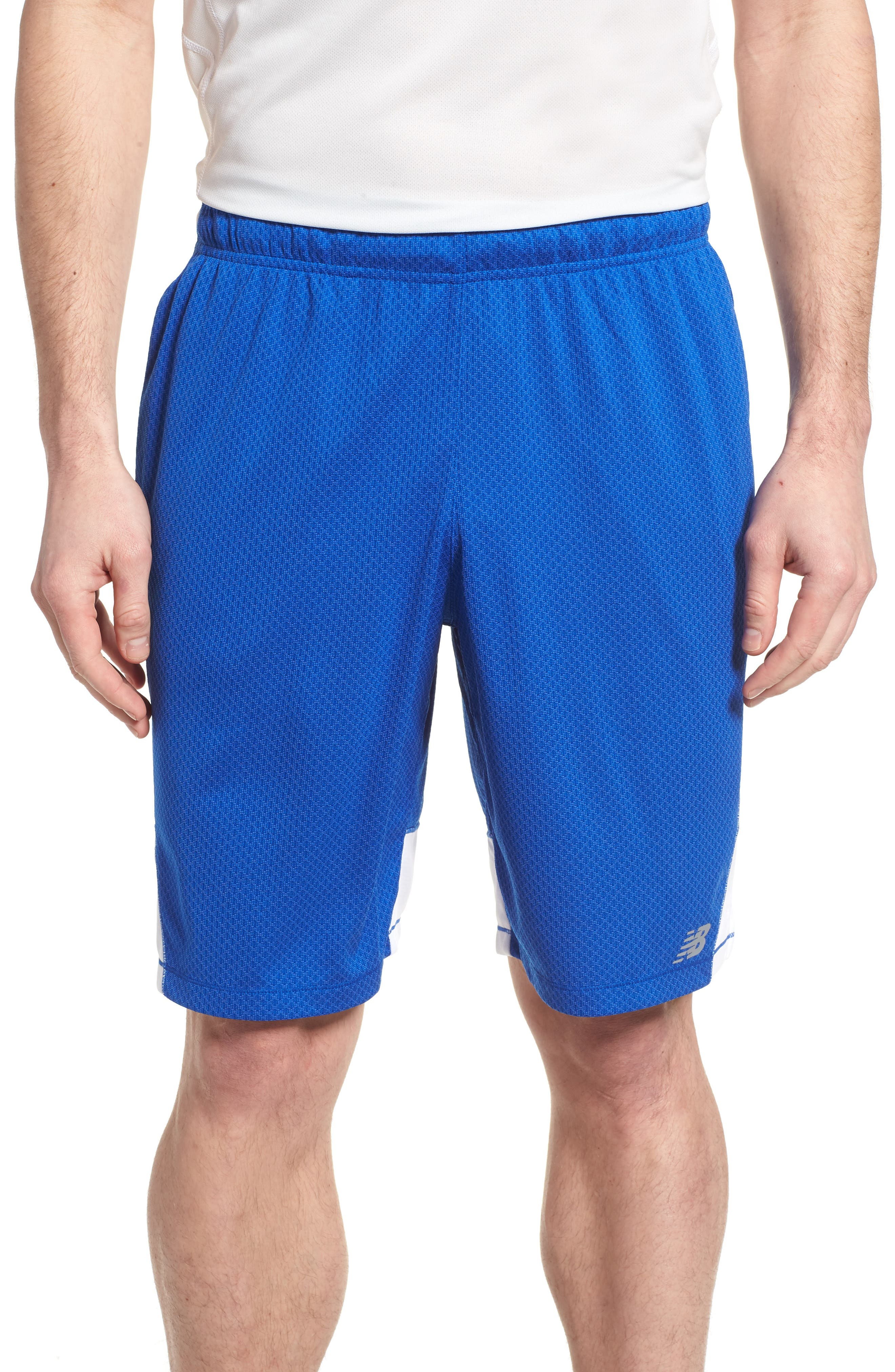 New Balance Tencity Knit Shorts