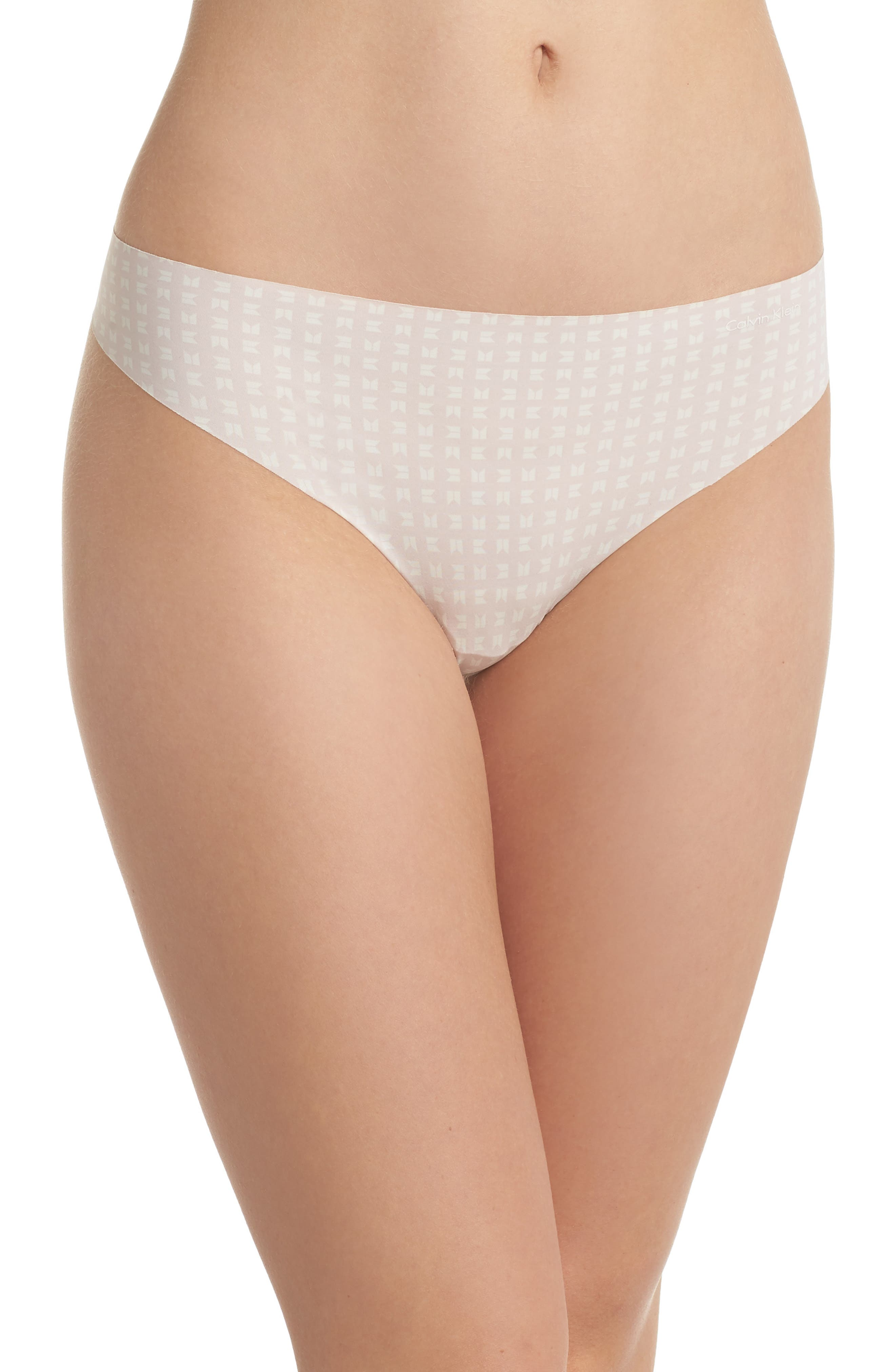 Calvin Klein Invisibles Thong (3 for $33)
