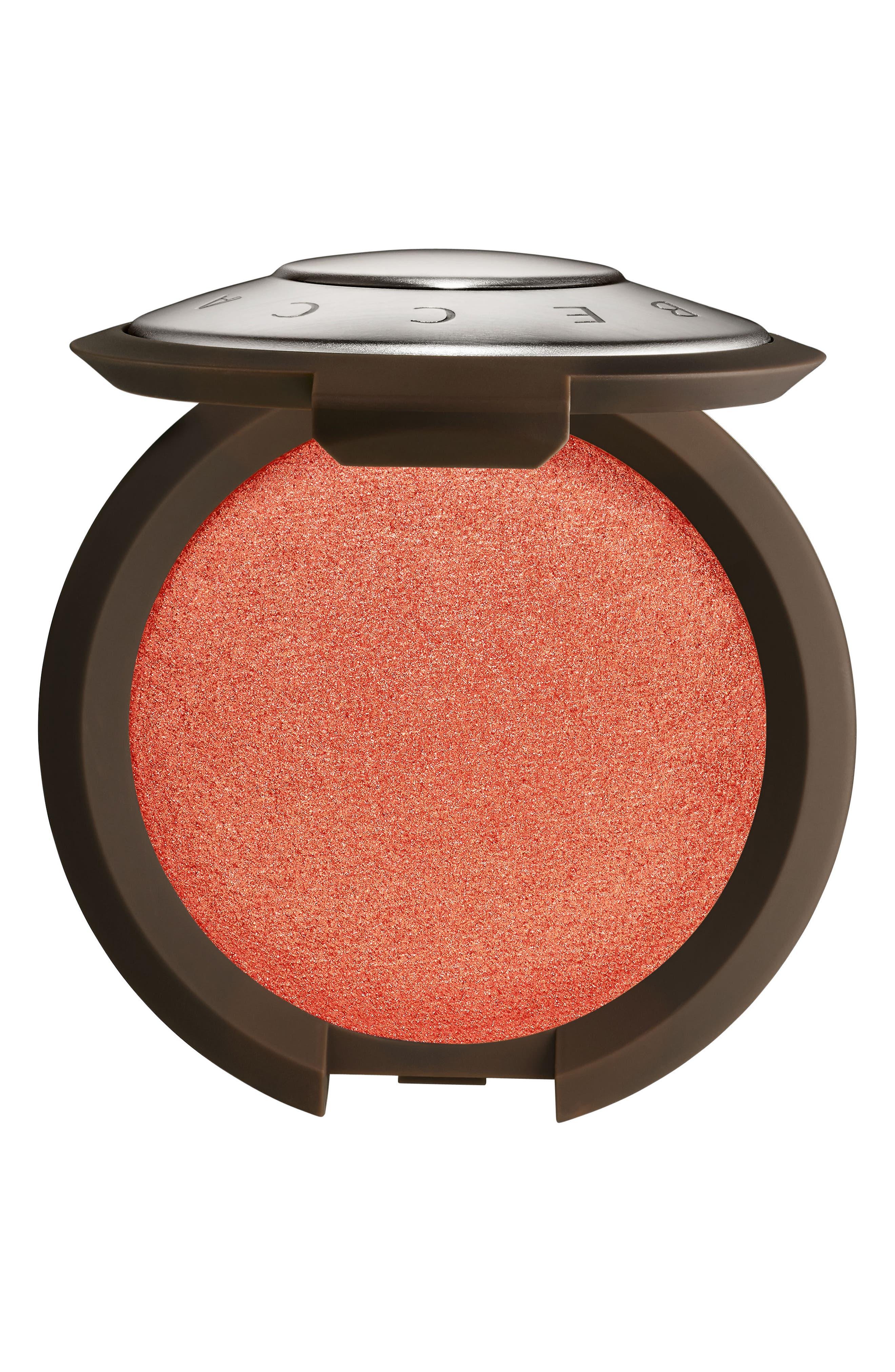 BECCA Luminous Blush,                         Main,                         color, Snapdragon
