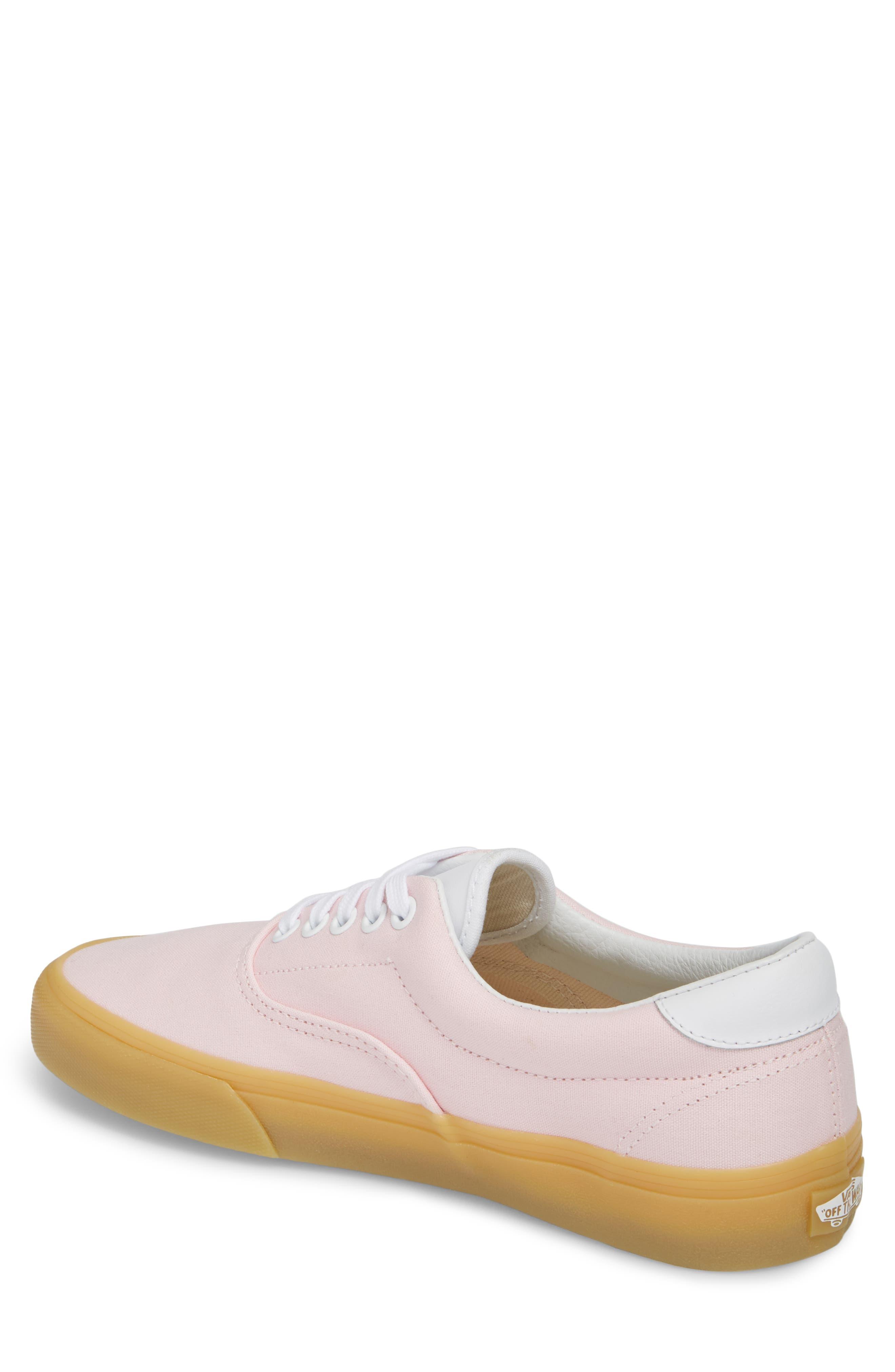 Era 59 Gum Sneaker,                             Alternate thumbnail 2, color,                             Chalk Pink