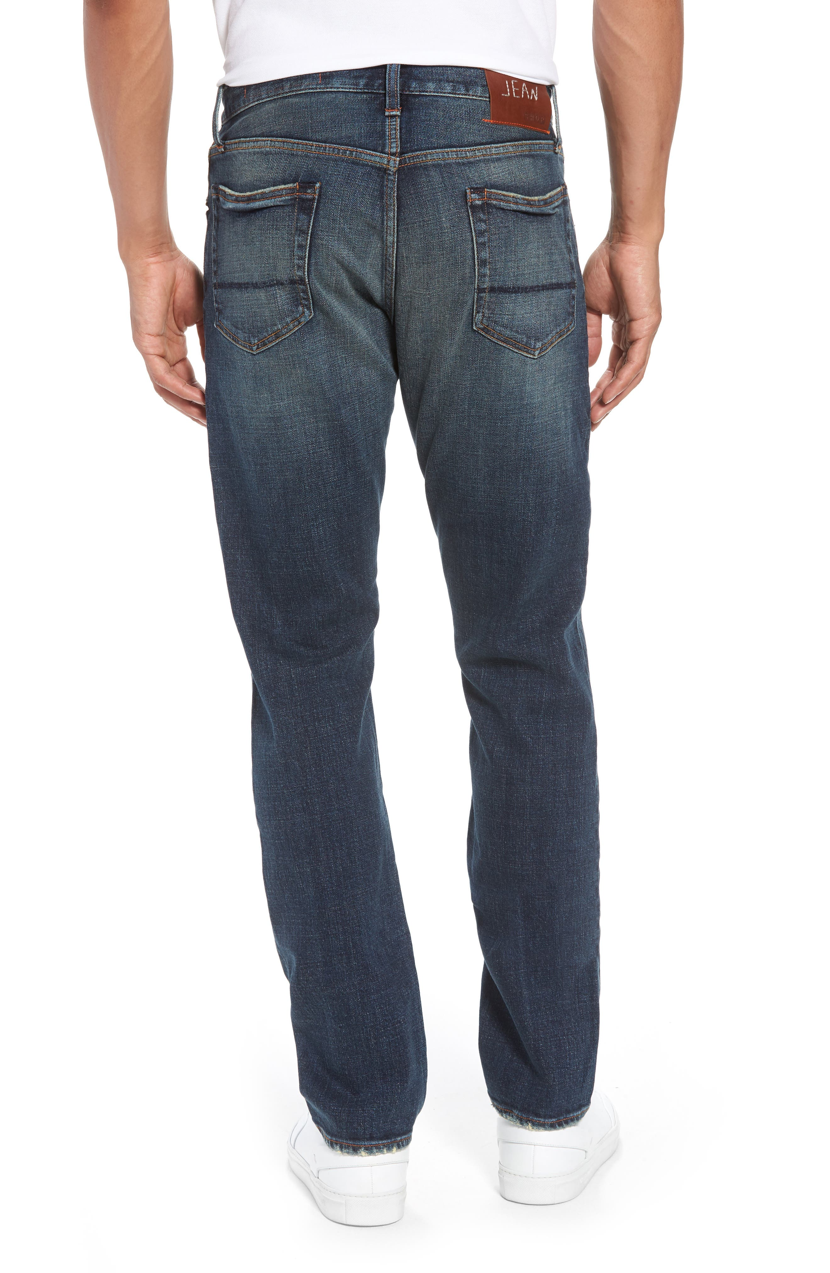 Mick Slim Straight Leg Jeans,                             Alternate thumbnail 2, color,                             Filmore