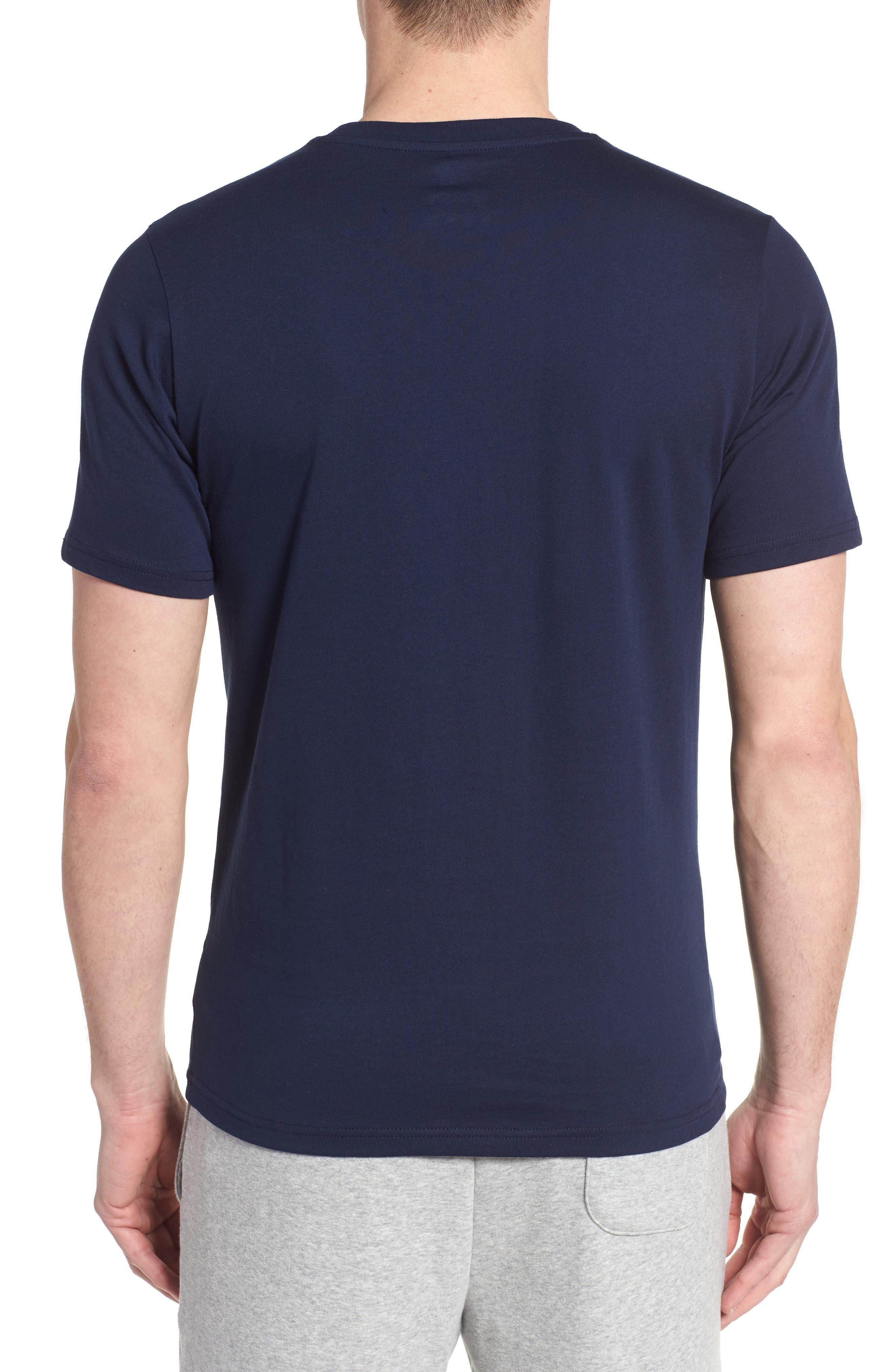 Athletics Classic 574 Crewneck T-Shirt,                             Alternate thumbnail 2, color,                             Pigment