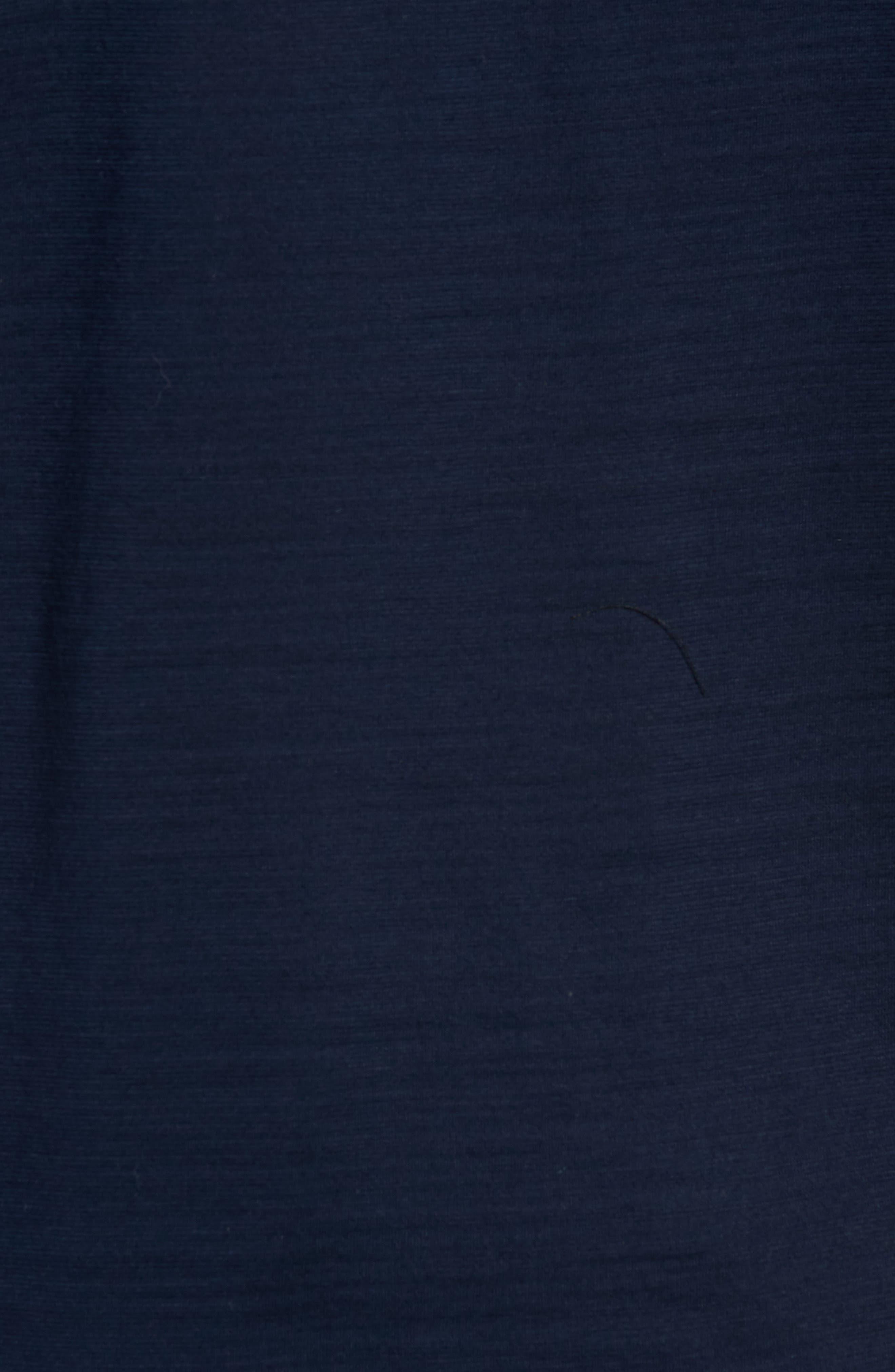 Press Flame Slim Fit Polo Shirt,                             Alternate thumbnail 5, color,                             Blue