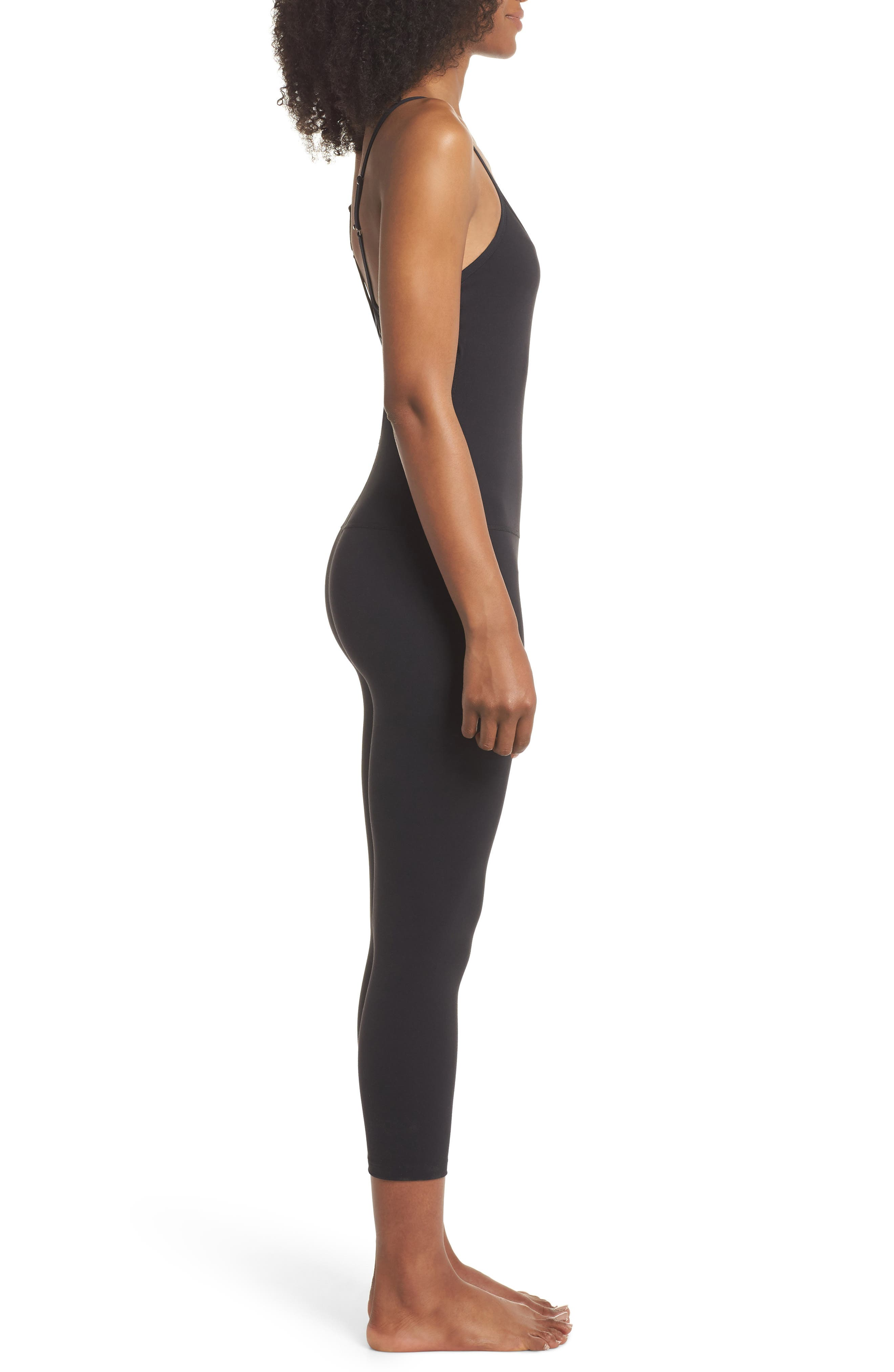 Alternate Image 3  - Beyond Yoga Levels Shelf Bra Bodysuit