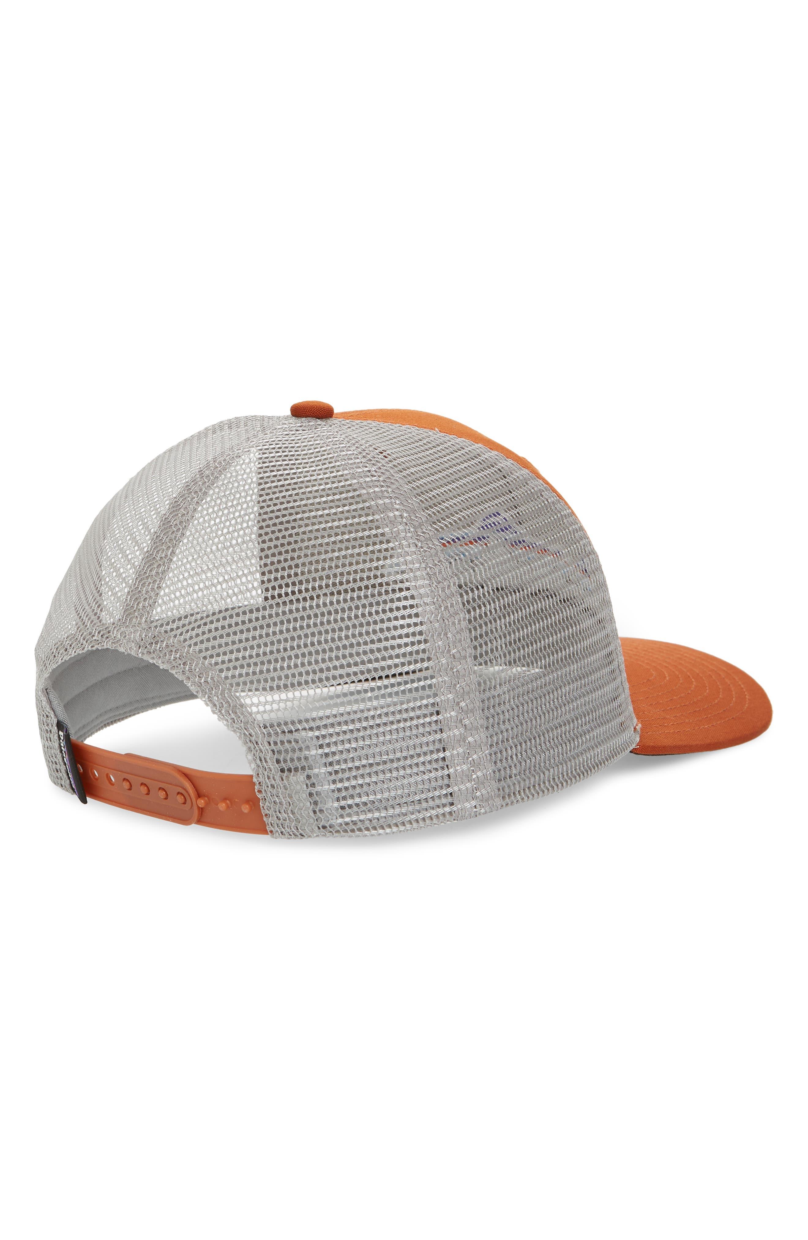 'Fitz Roy - Trout' Trucker Hat,                             Alternate thumbnail 2, color,                             Copper Ore