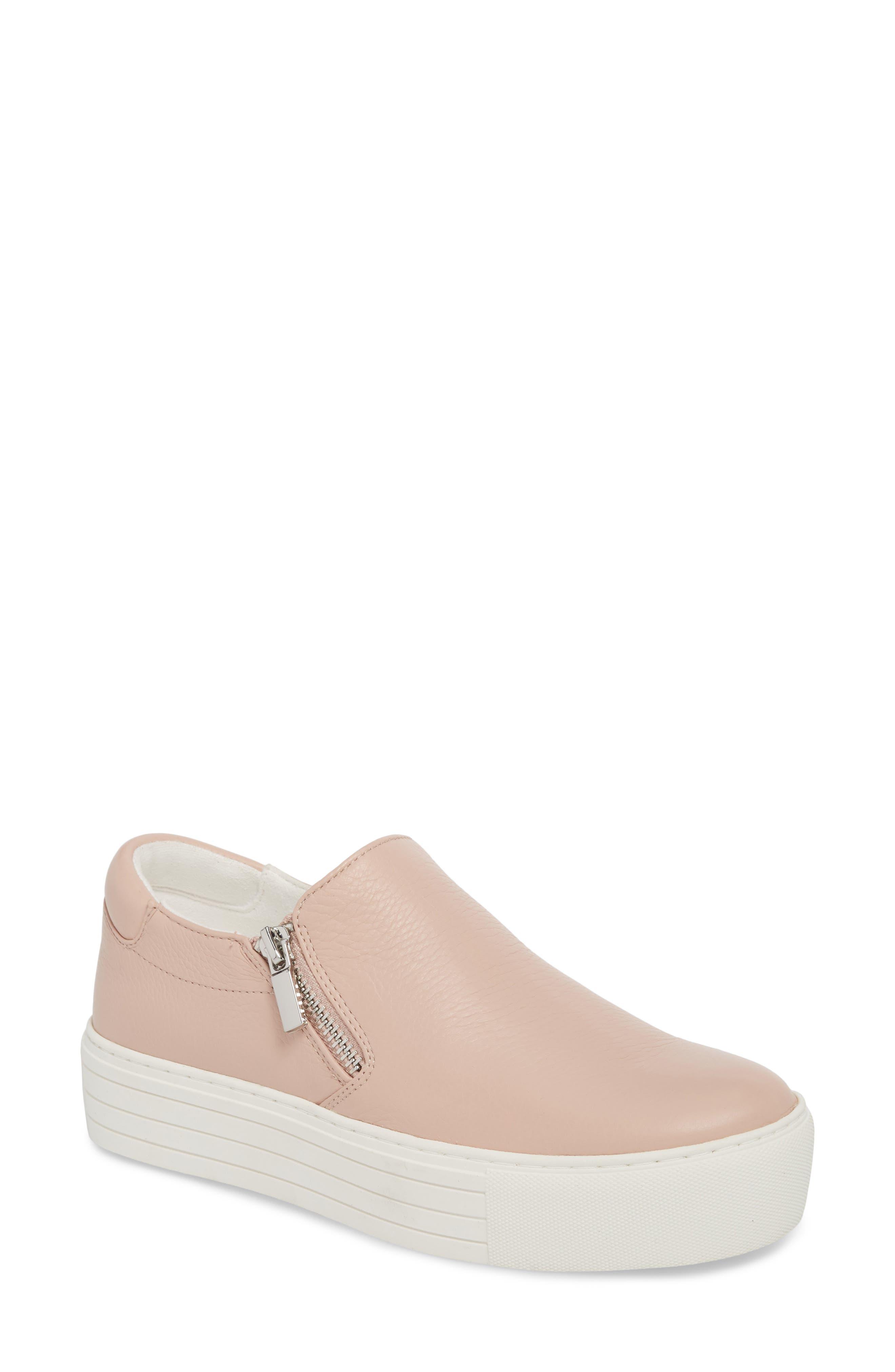 Kenneth Cole New York Juneau Platform Slip-On Sneaker (Women)