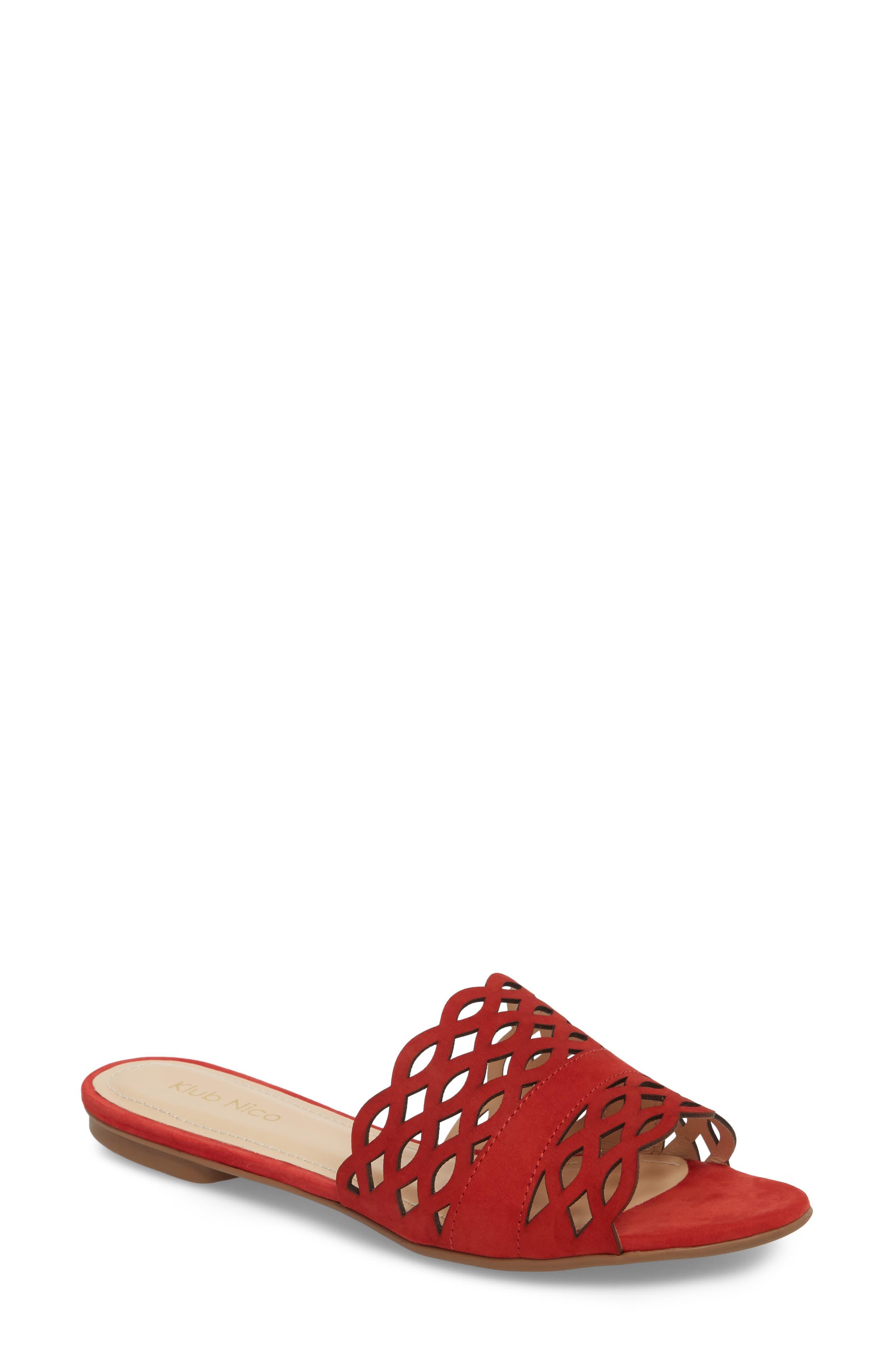 Klub Nico Gynne Slide Sandal (Women)