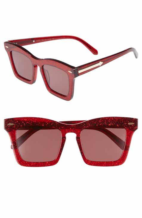 7472545c7e7c Karen Walker Banks 51mm Rectangular Sunglasses