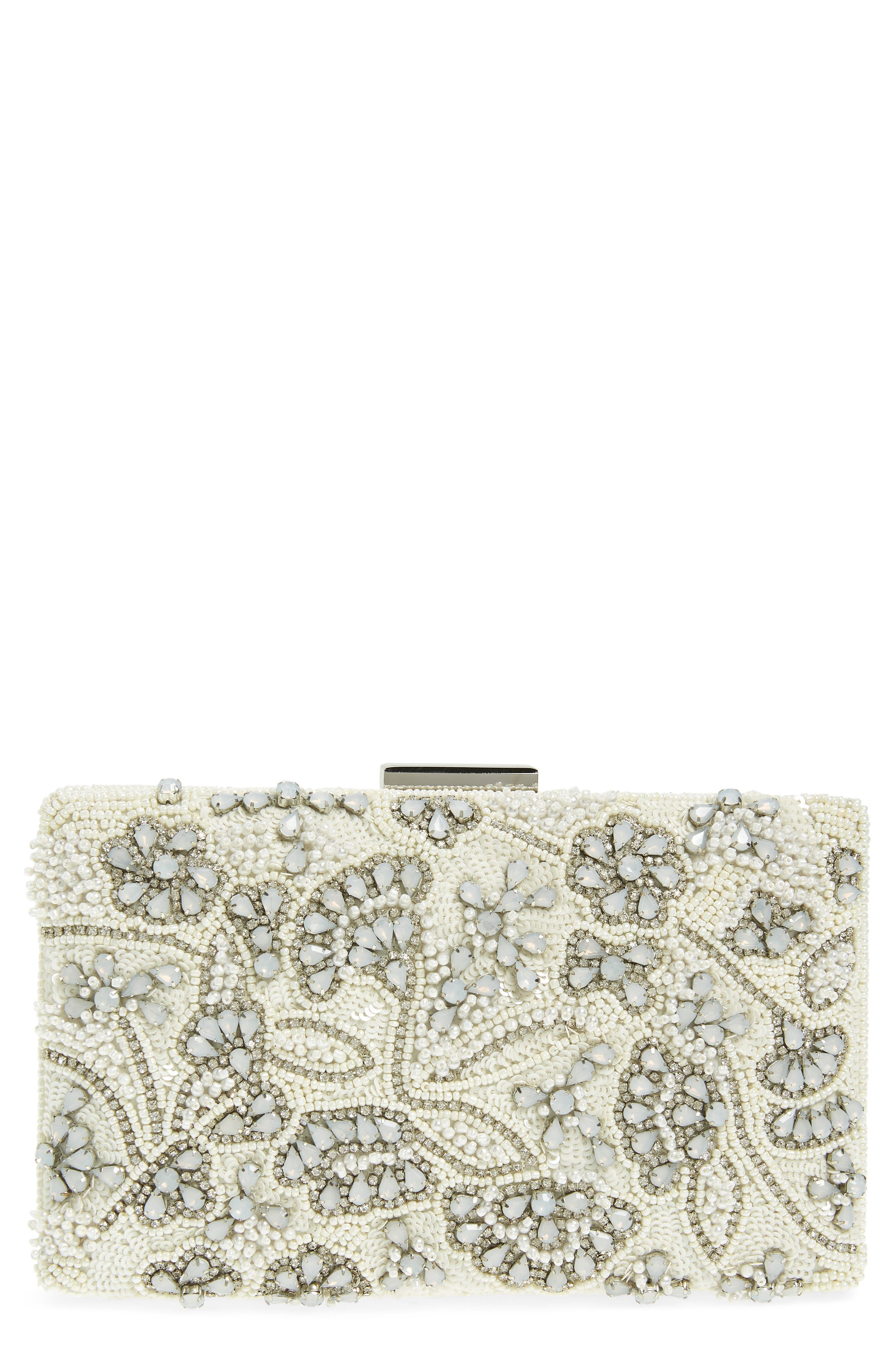 Nordstrom Tuileries Beaded Clutch