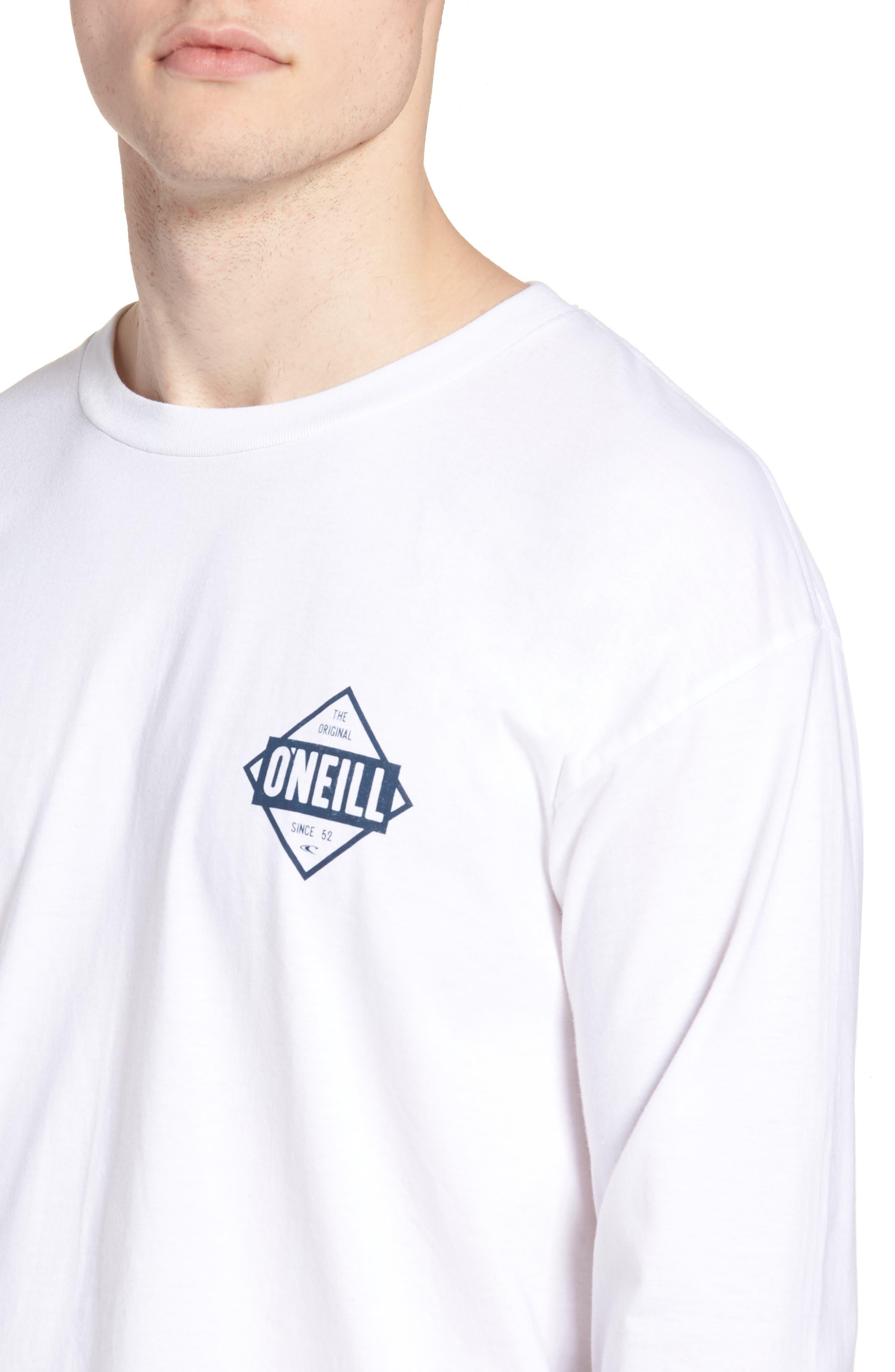 The Biz Graphic T-Shirt,                             Alternate thumbnail 4, color,                             White