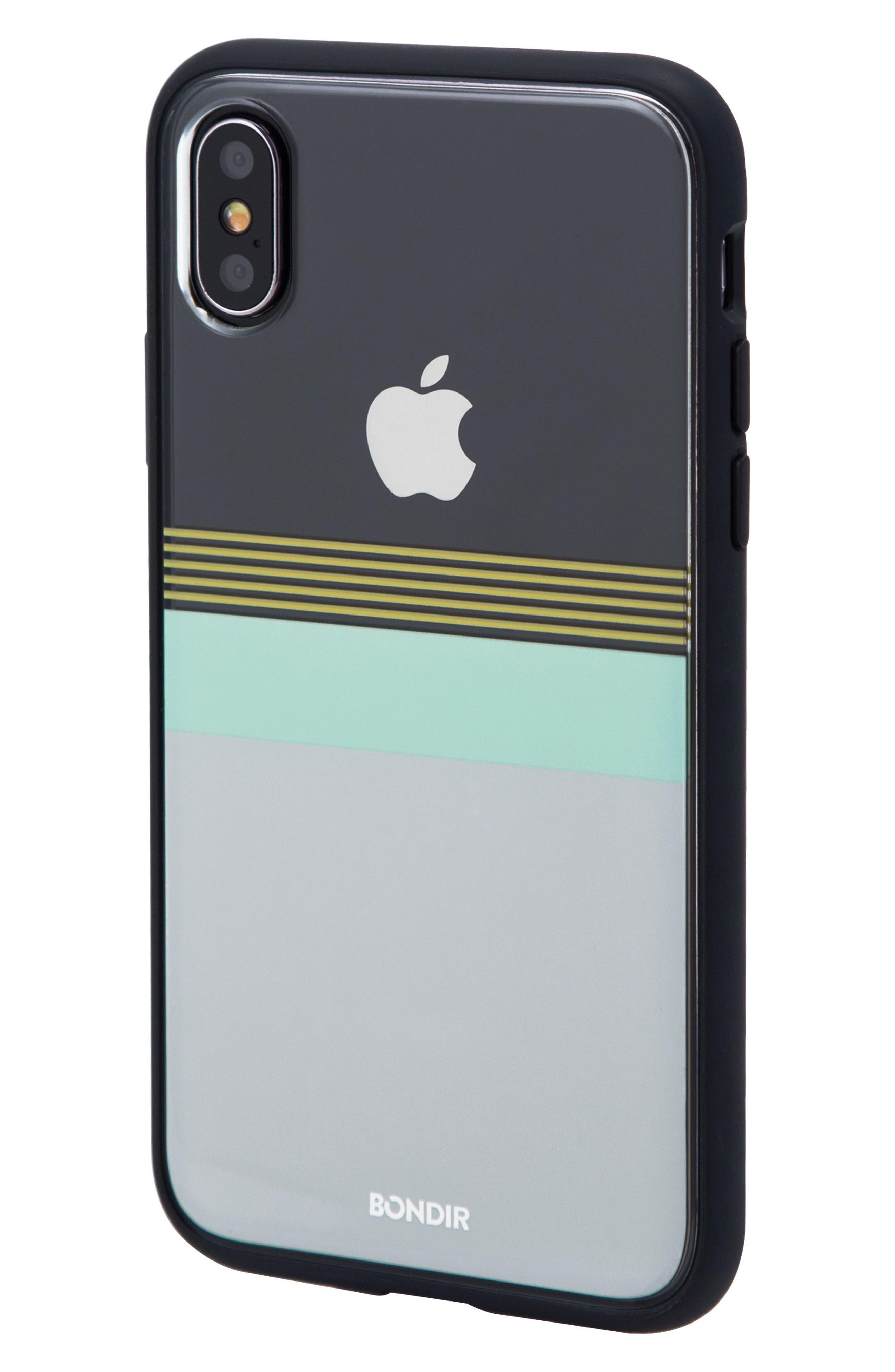 Sailor iPhone X Case,                             Alternate thumbnail 2, color,                             White