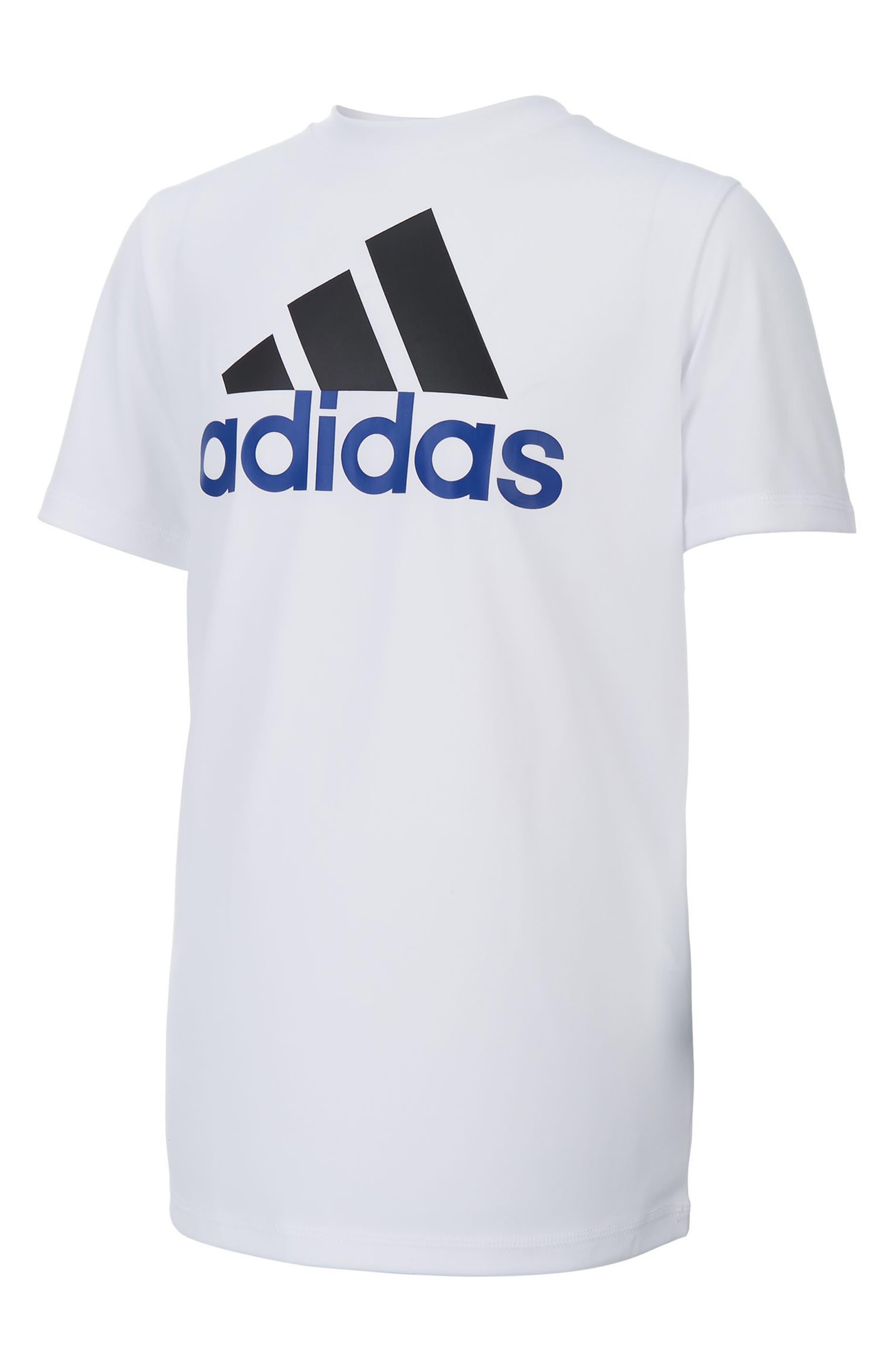 adidas Replenish Climalite® T-Shirt (Big Boys)