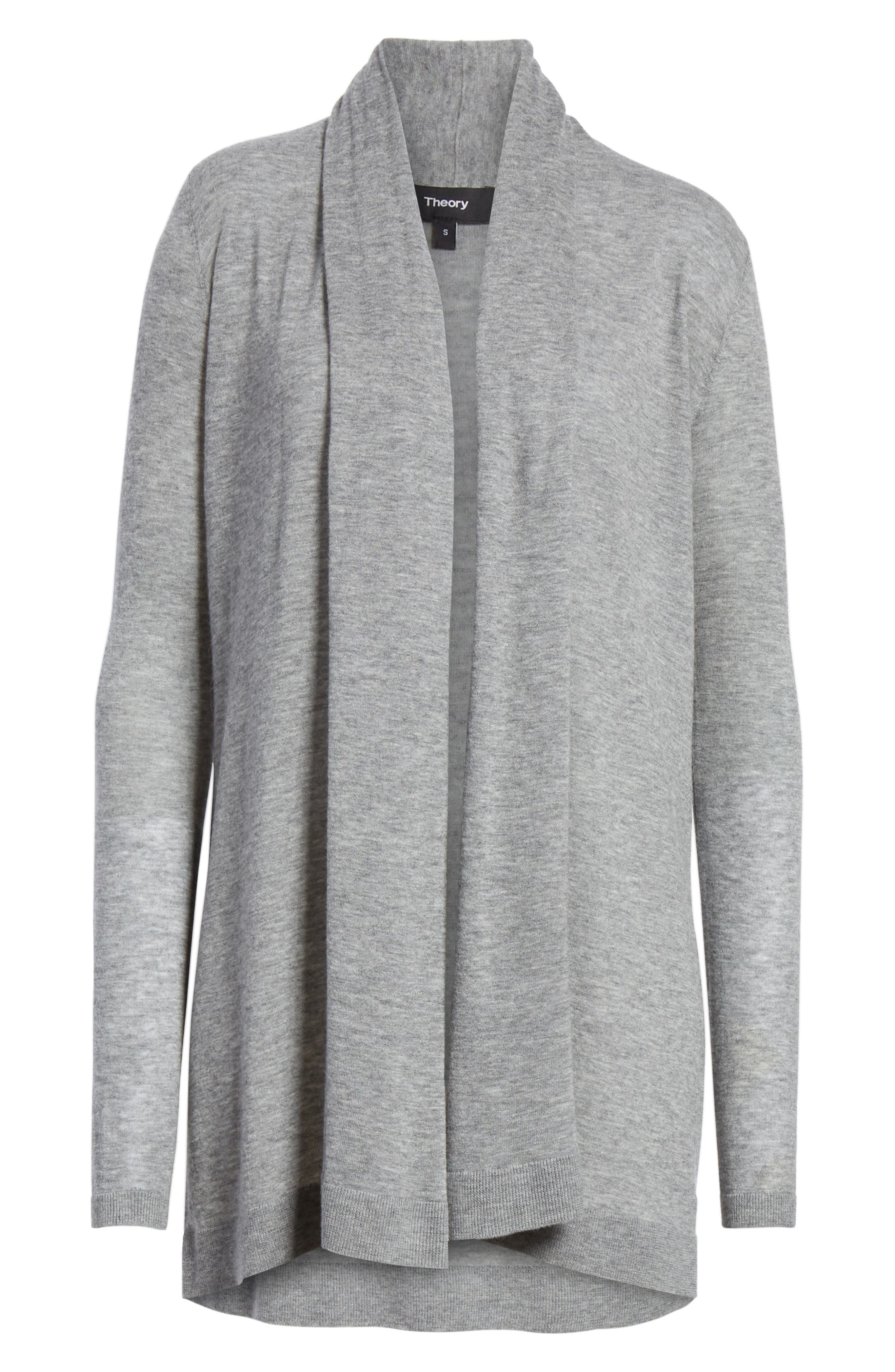 Theory Featherweight Cashmere Cardigan