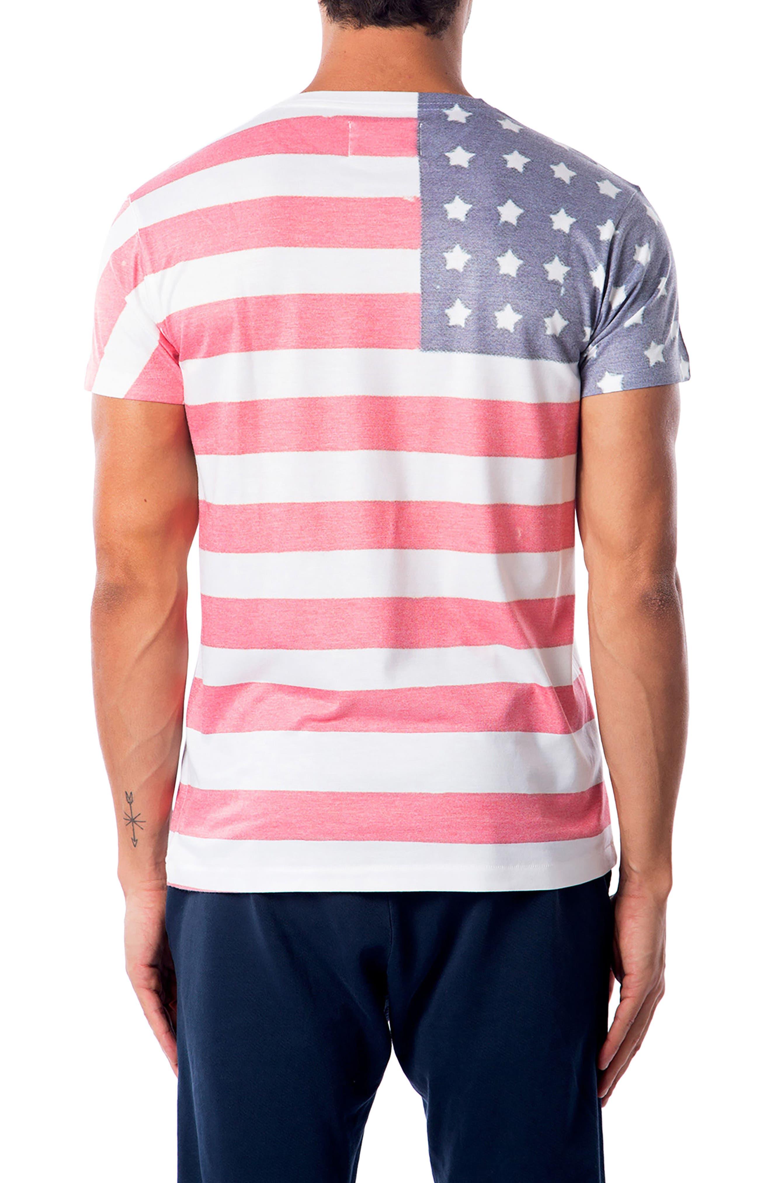 Freedom T-Shirt,                             Alternate thumbnail 2, color,                             Freedom