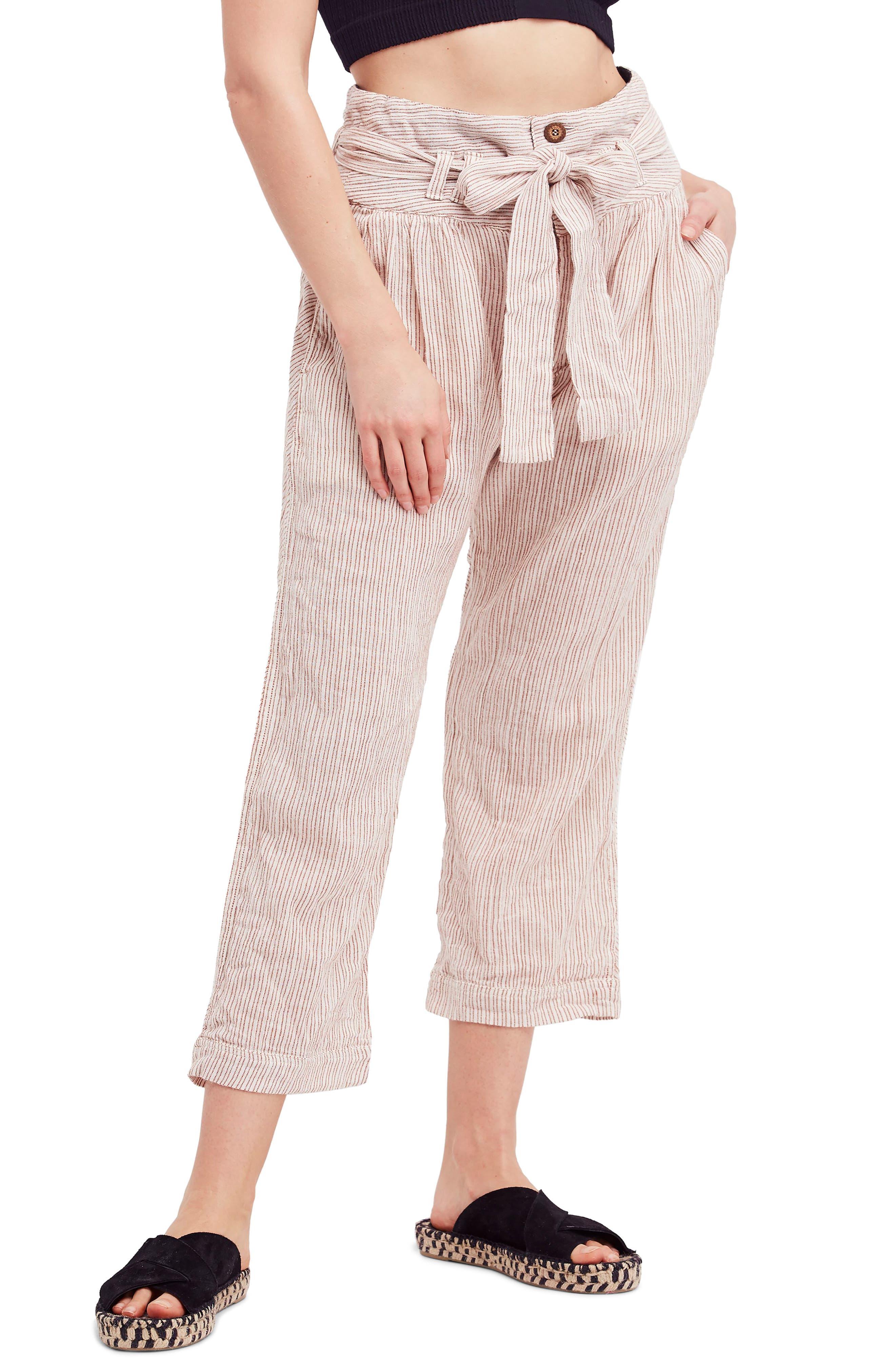 Rumors Crop Pants,                         Main,                         color, Neutral