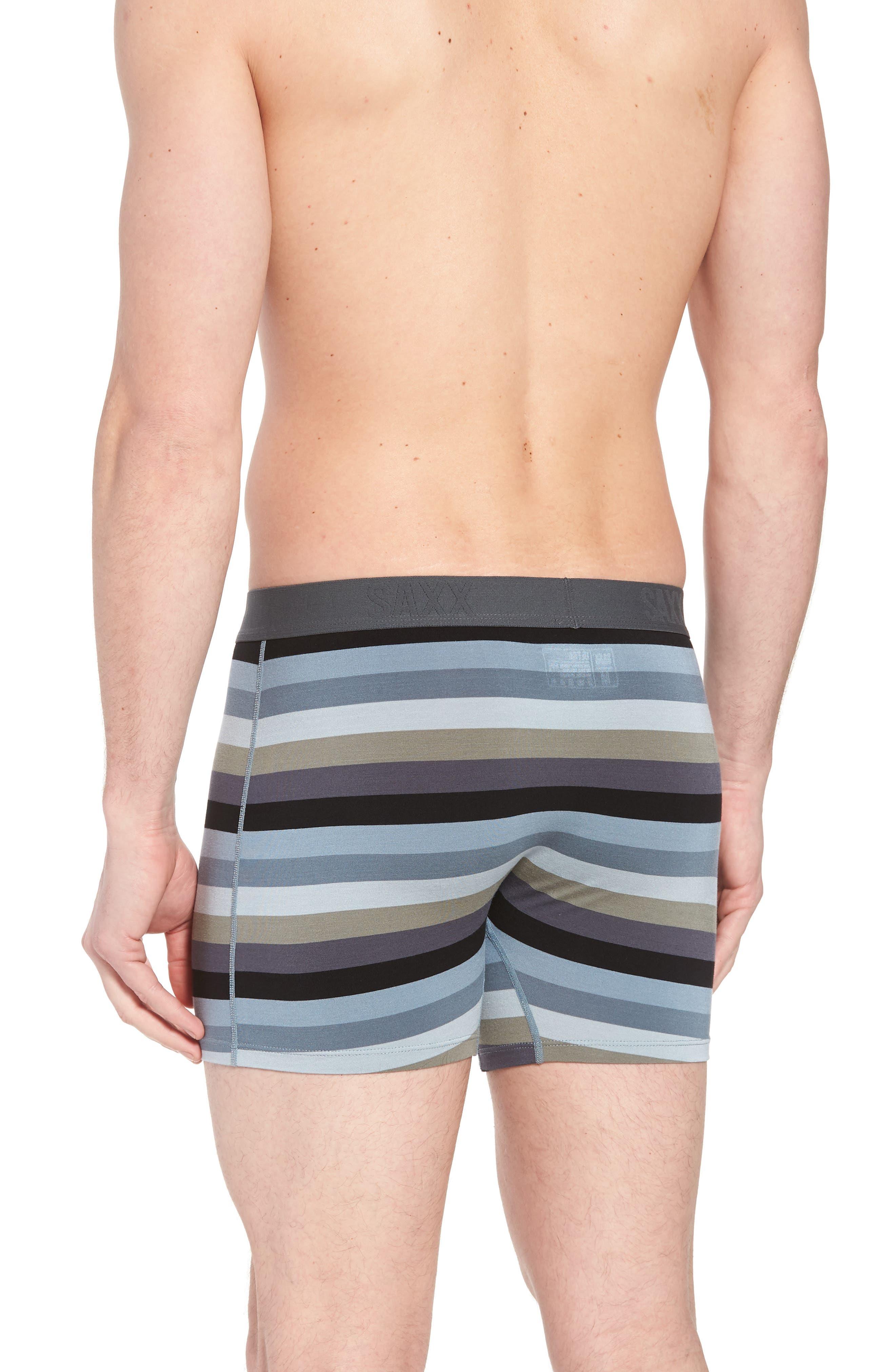 Stripe Boxer Brief,                             Alternate thumbnail 2, color,                             Dark Charcoal Stripe