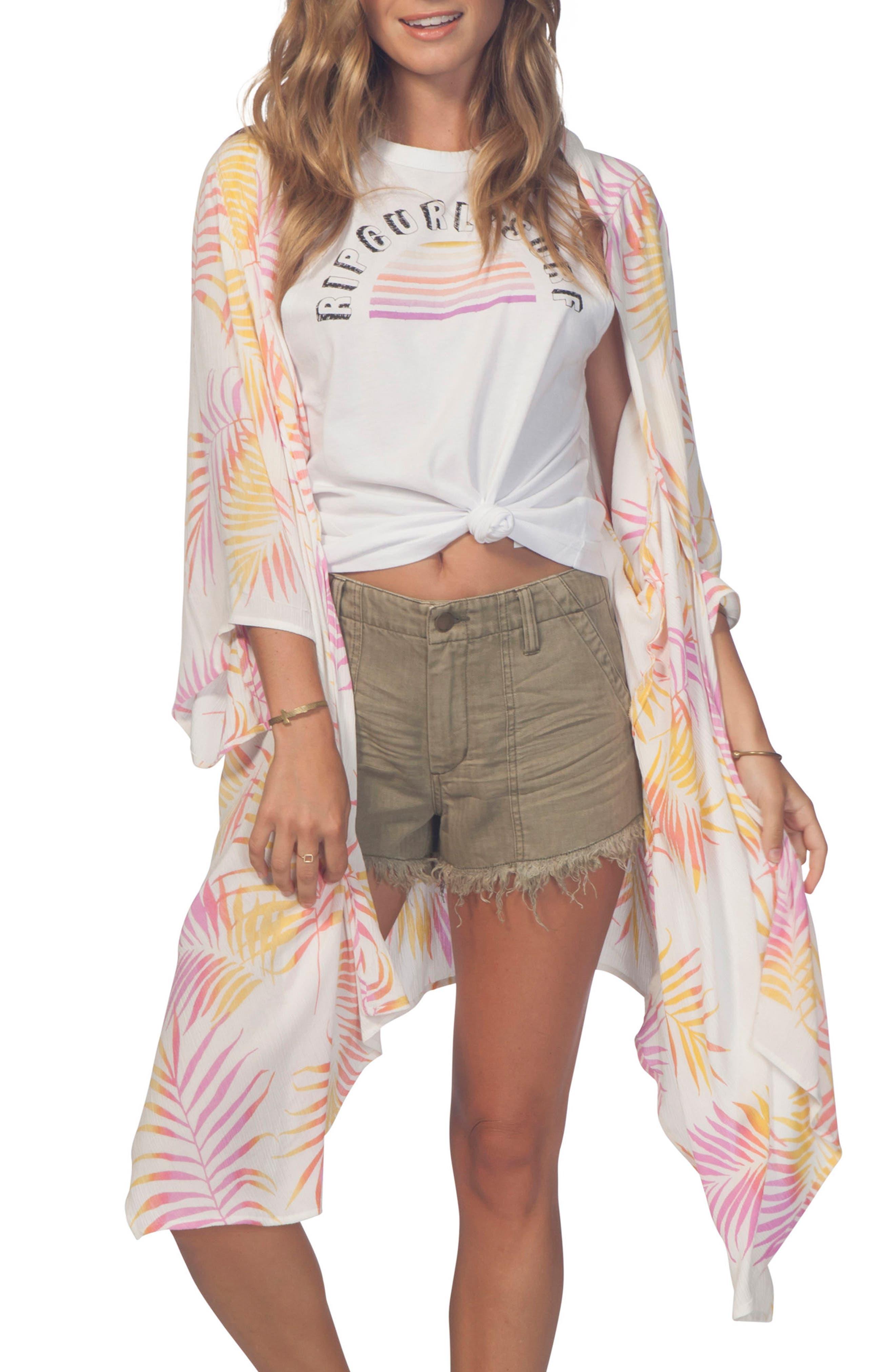 Palomino Kimono,                         Main,                         color, Vanilla