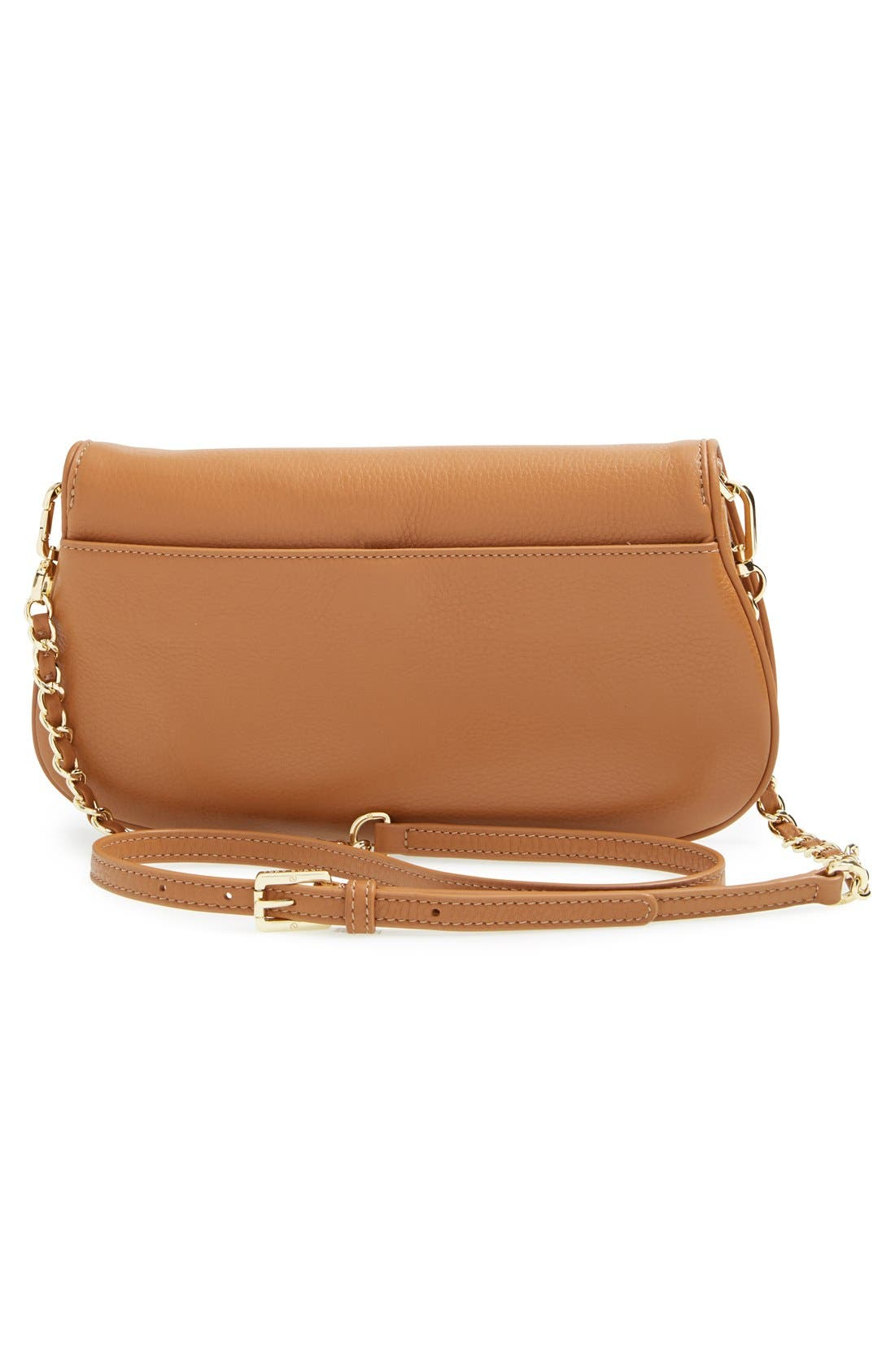 Alternate Image 3  - Tory Burch 'Britten' Leather Clutch
