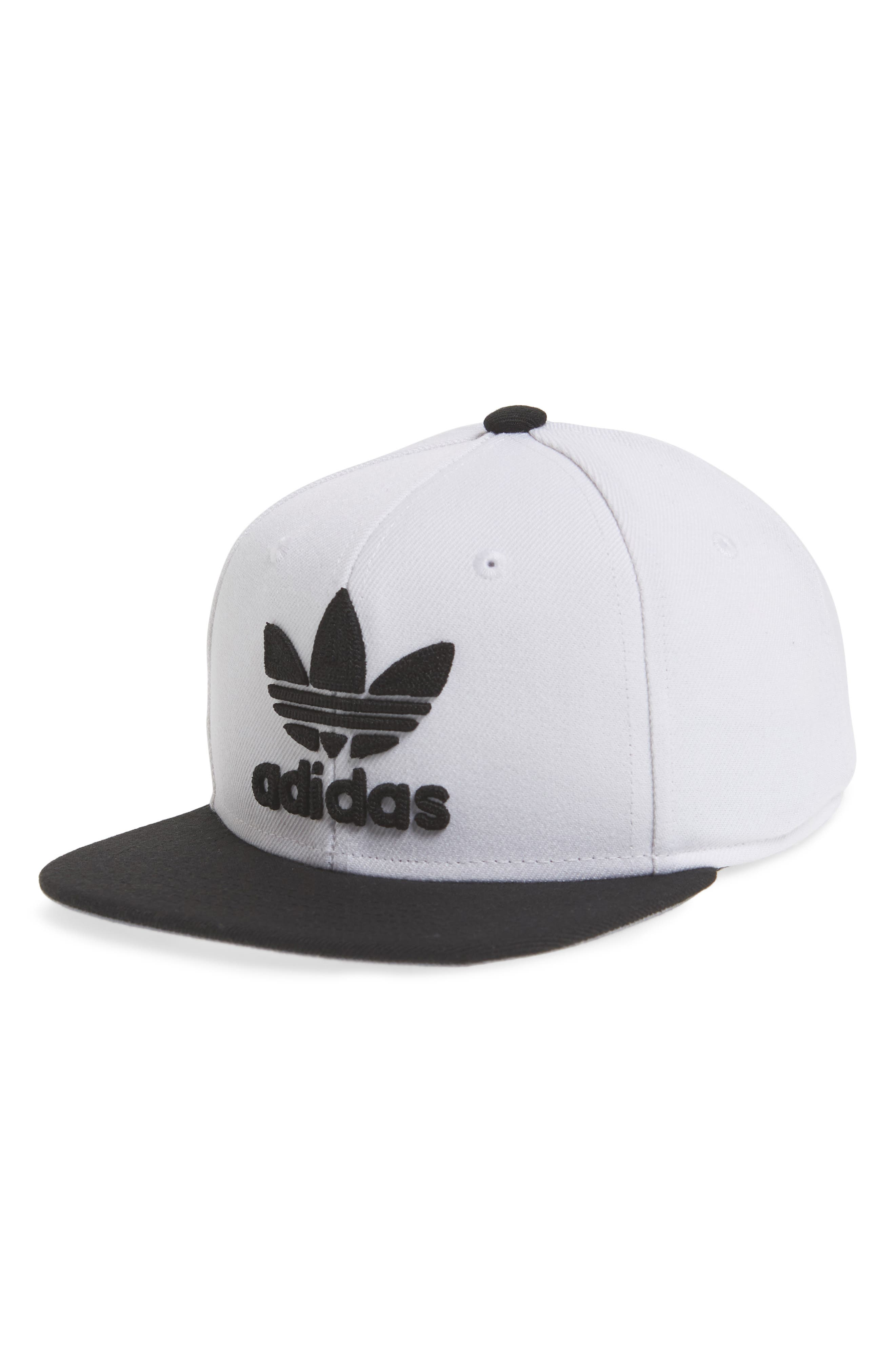 Alternate Image 1 Selected - adidas Originals Snapback Hat (Boys)