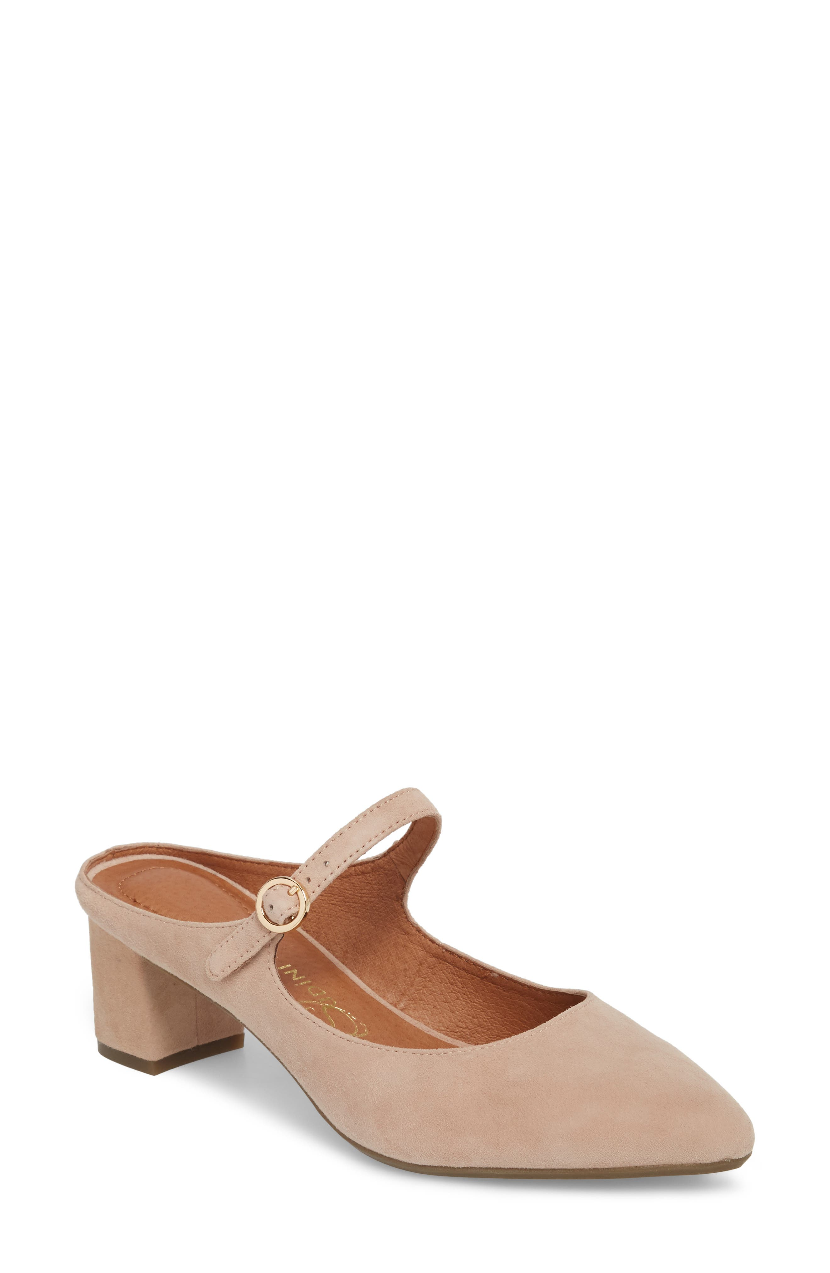 Alternate Image 1 Selected - Sudini Barletta Mary Jane Mule (Women)