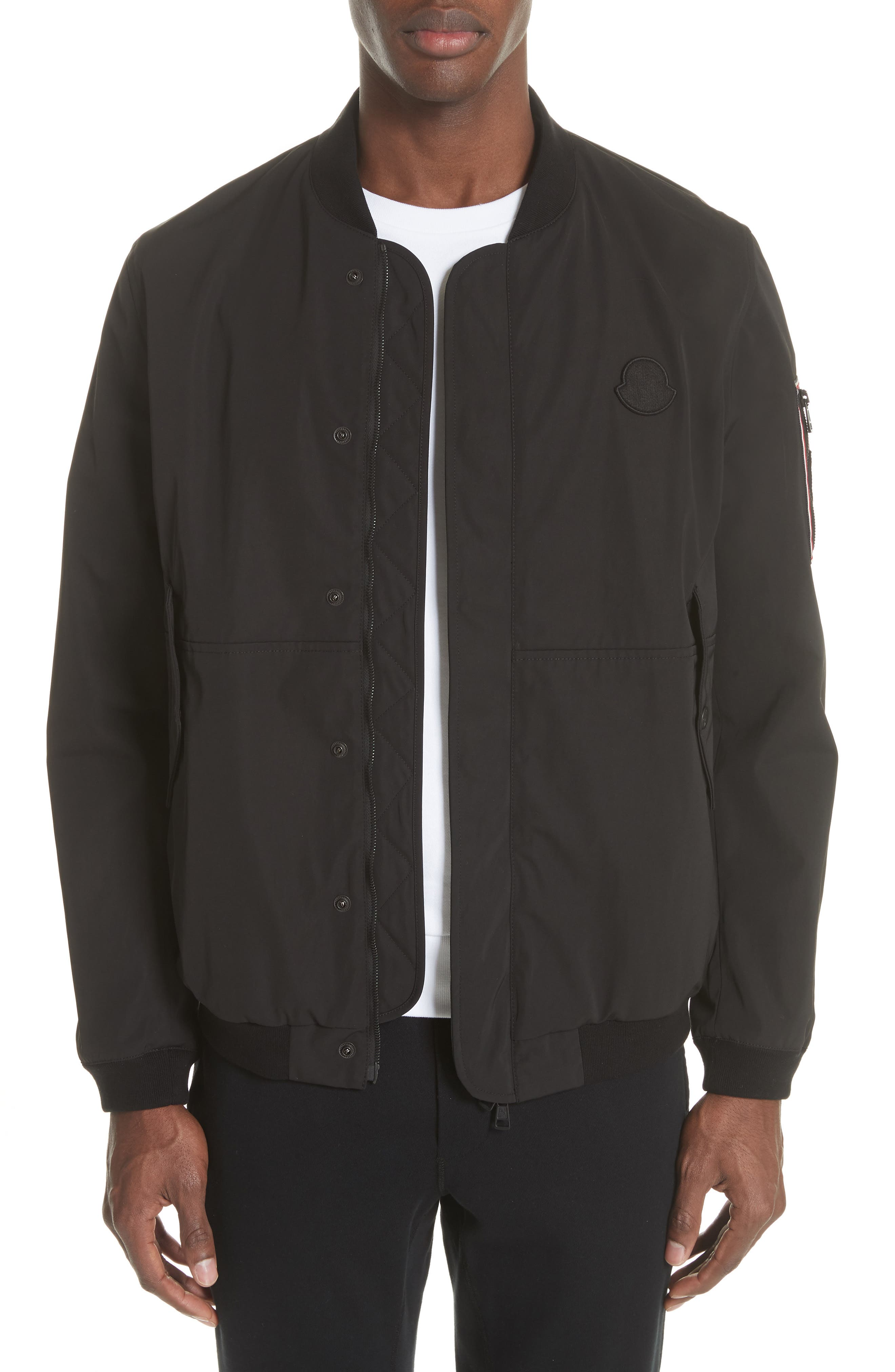 Moncler Jerry Bomber Jacket