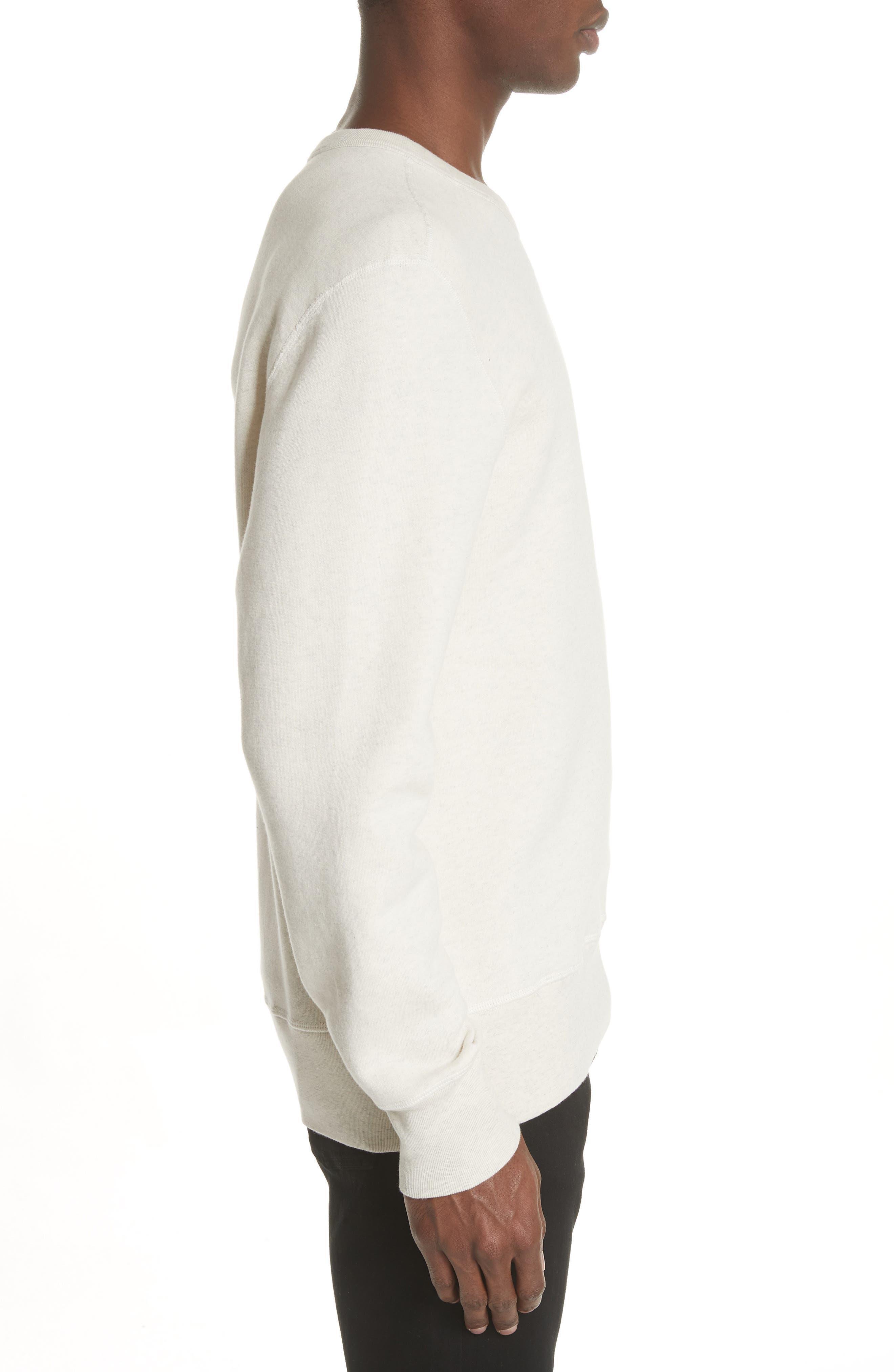 Alternate Image 3  - OUR LEGACY Crewneck Sweatshirt