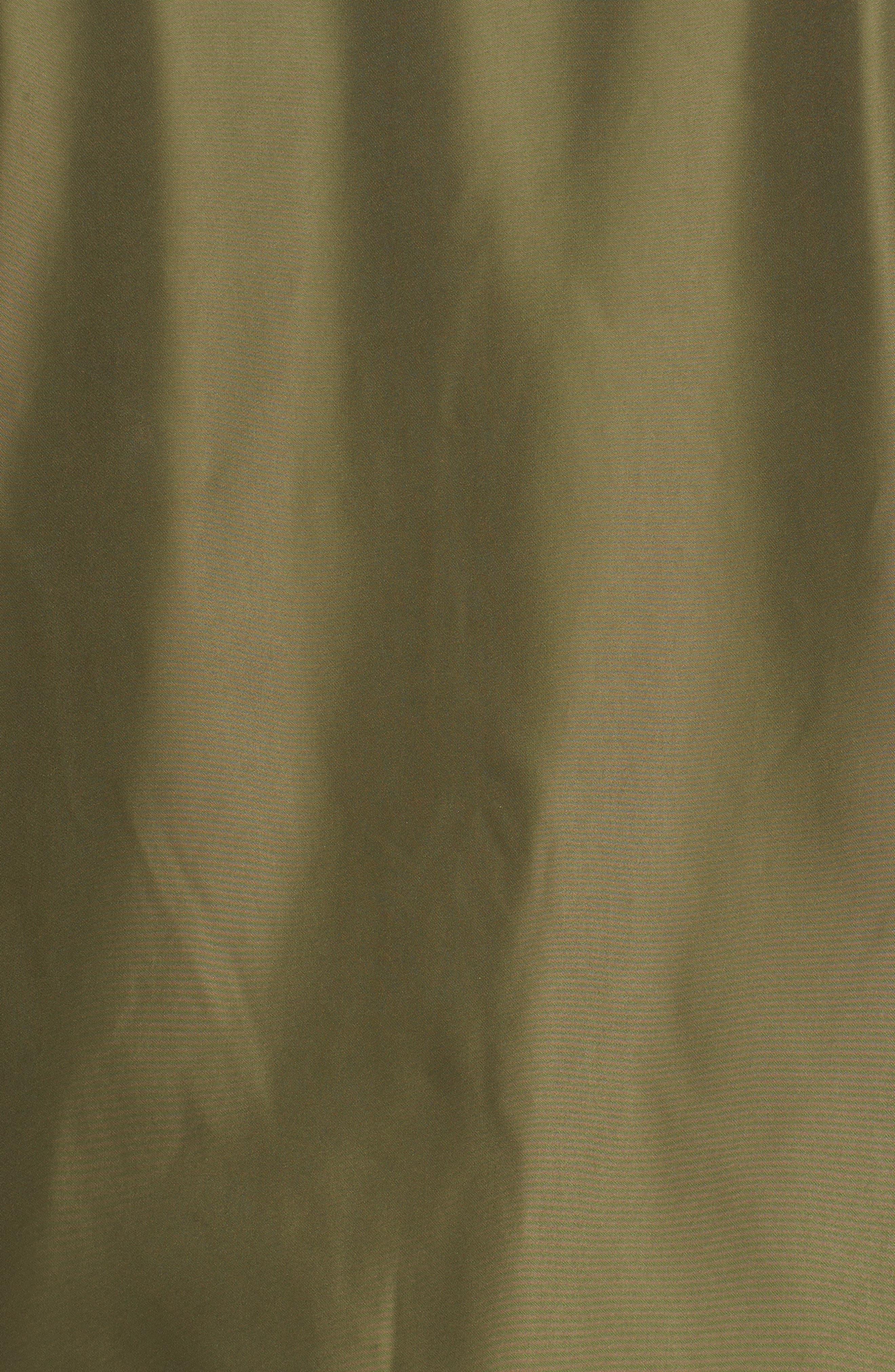 Utility Jacket,                             Alternate thumbnail 5, color,                             Green Bronze