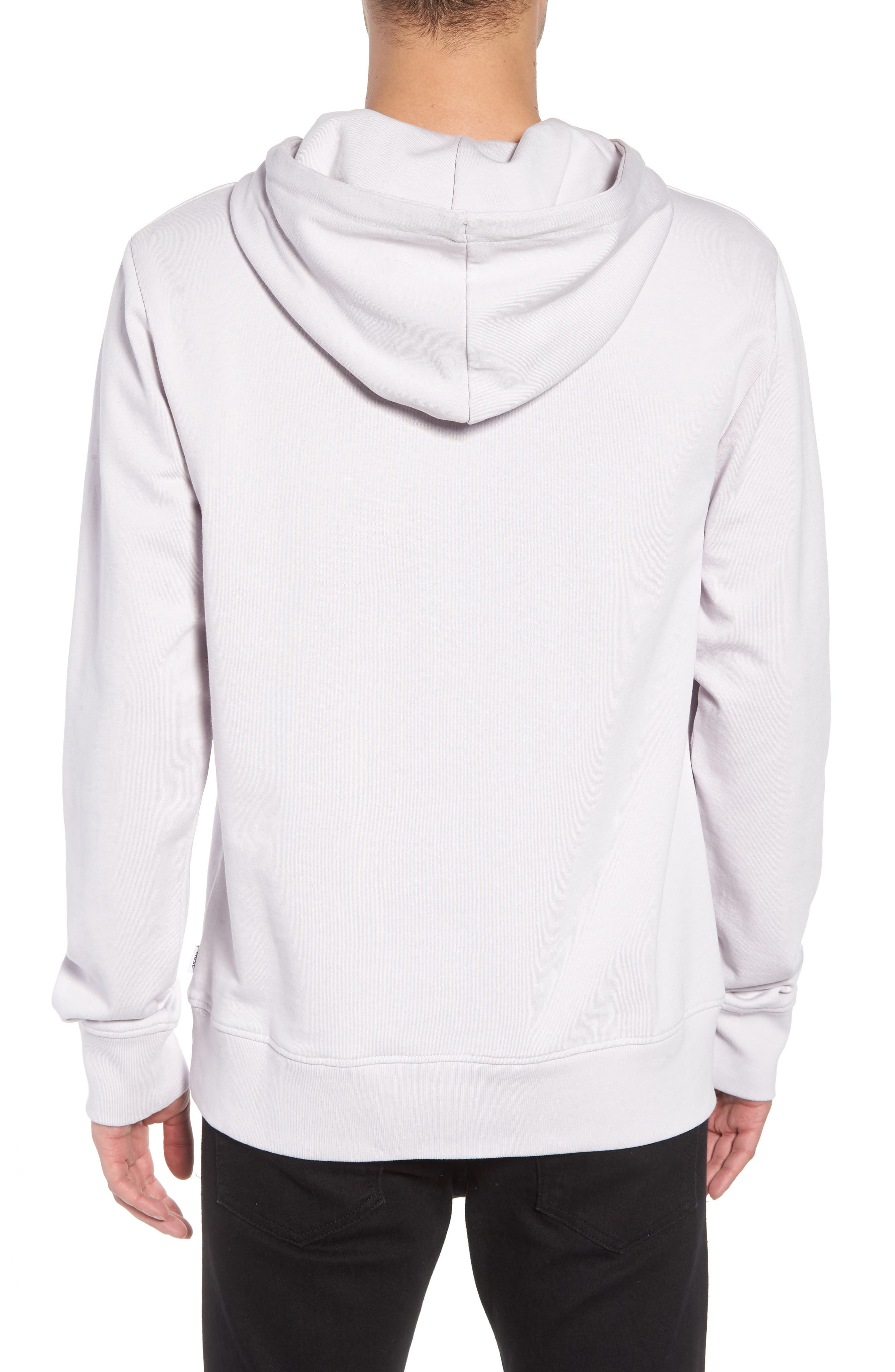 Mike Mirror Graphic Hoodie,                             Alternate thumbnail 2, color,                             Light Lilac