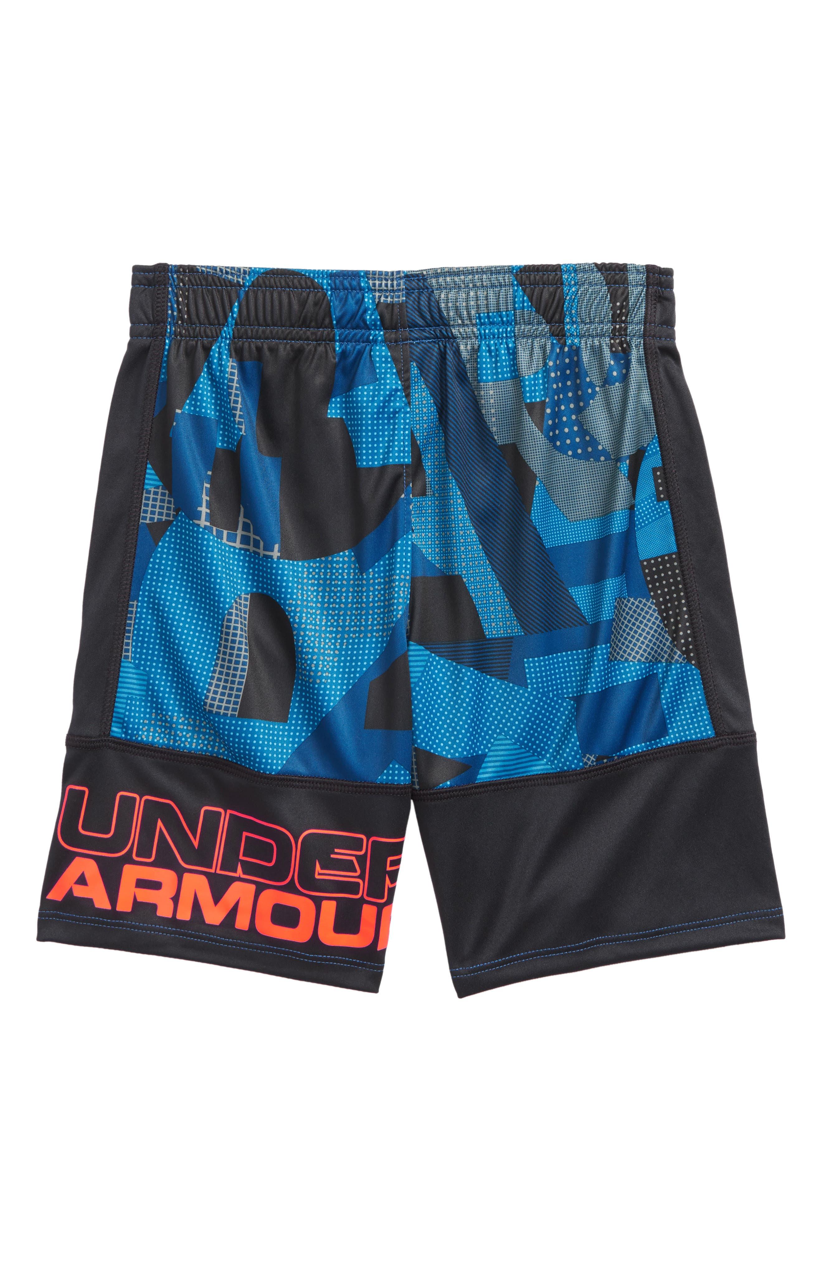 Alpha Stunt Shorts,                             Alternate thumbnail 3, color,                             Moroccan Blue