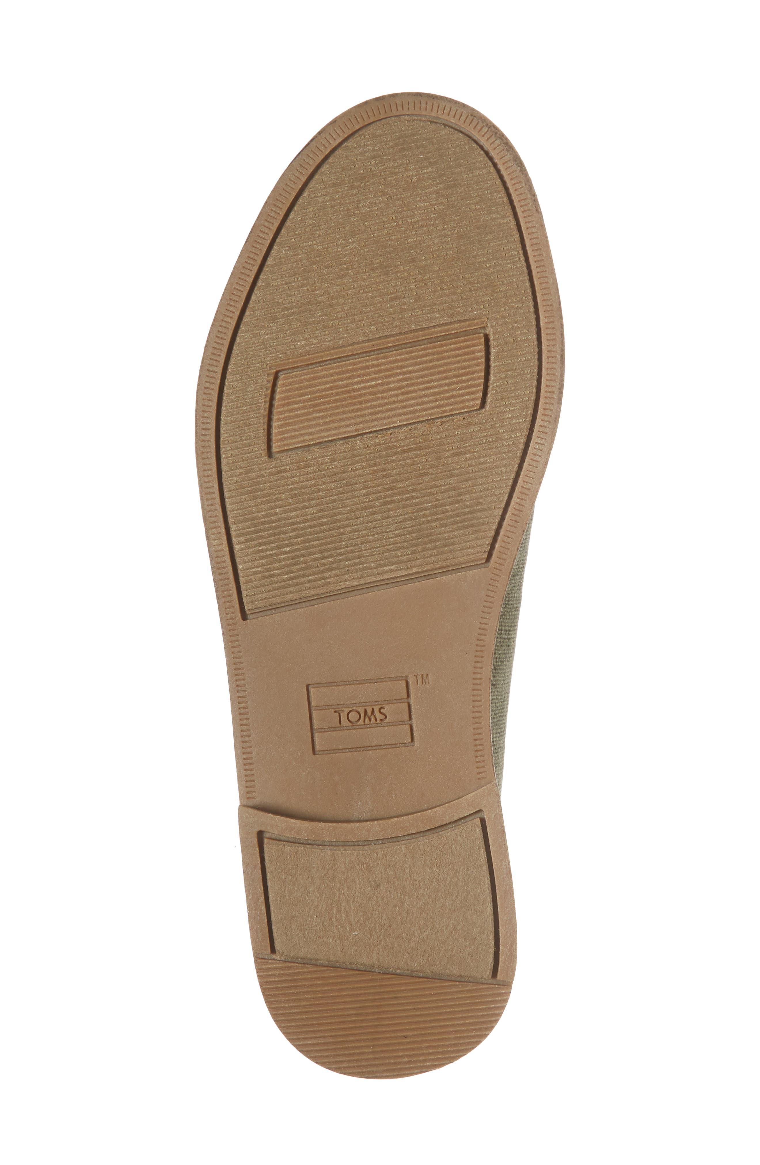 Uma Sandal,                             Alternate thumbnail 6, color,                             Cypress Coated Linen