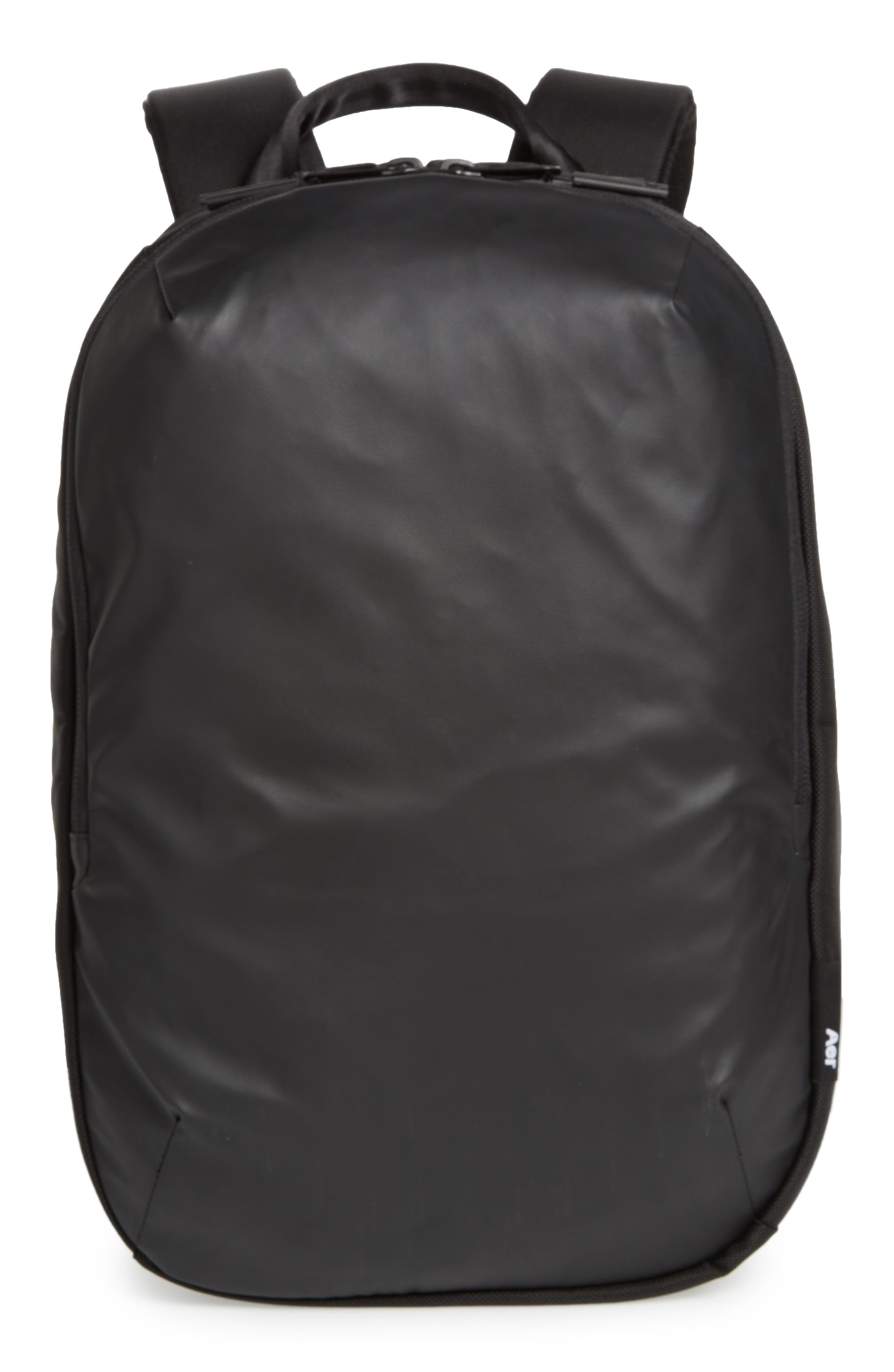 Work Day Backpack,                             Main thumbnail 1, color,                             Black