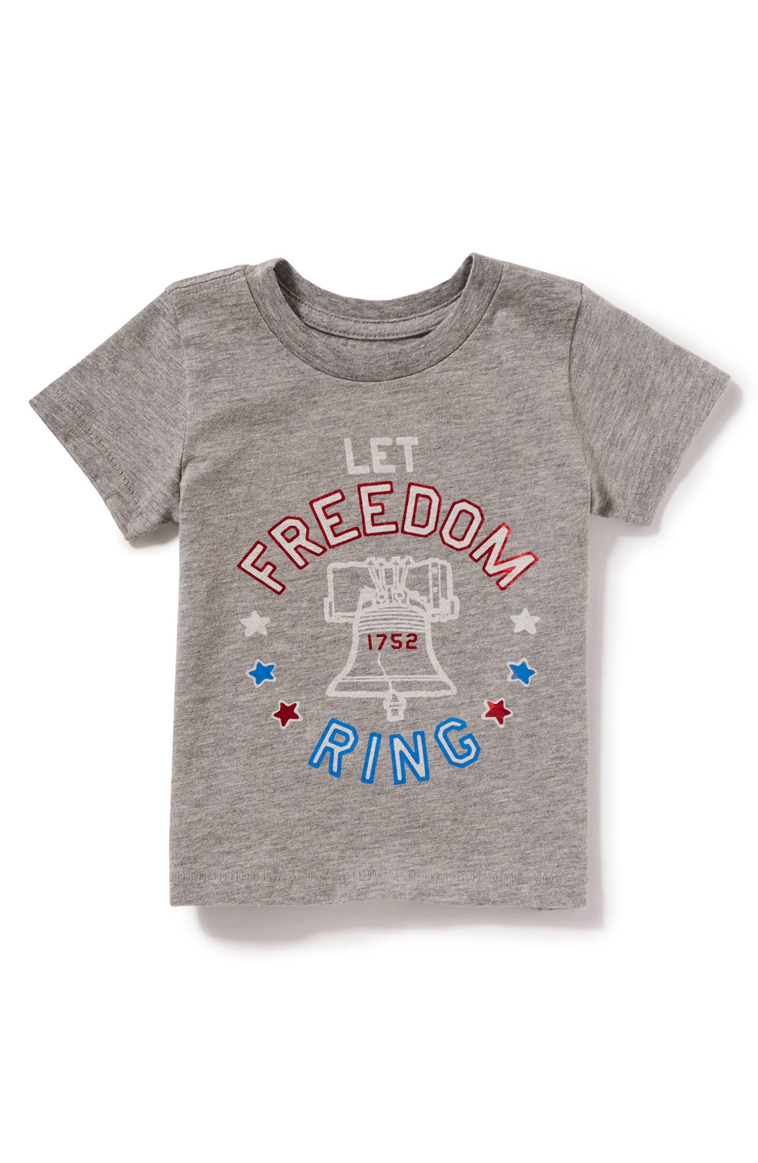 Peek Let Freedom Ring T-Shirt (Baby)
