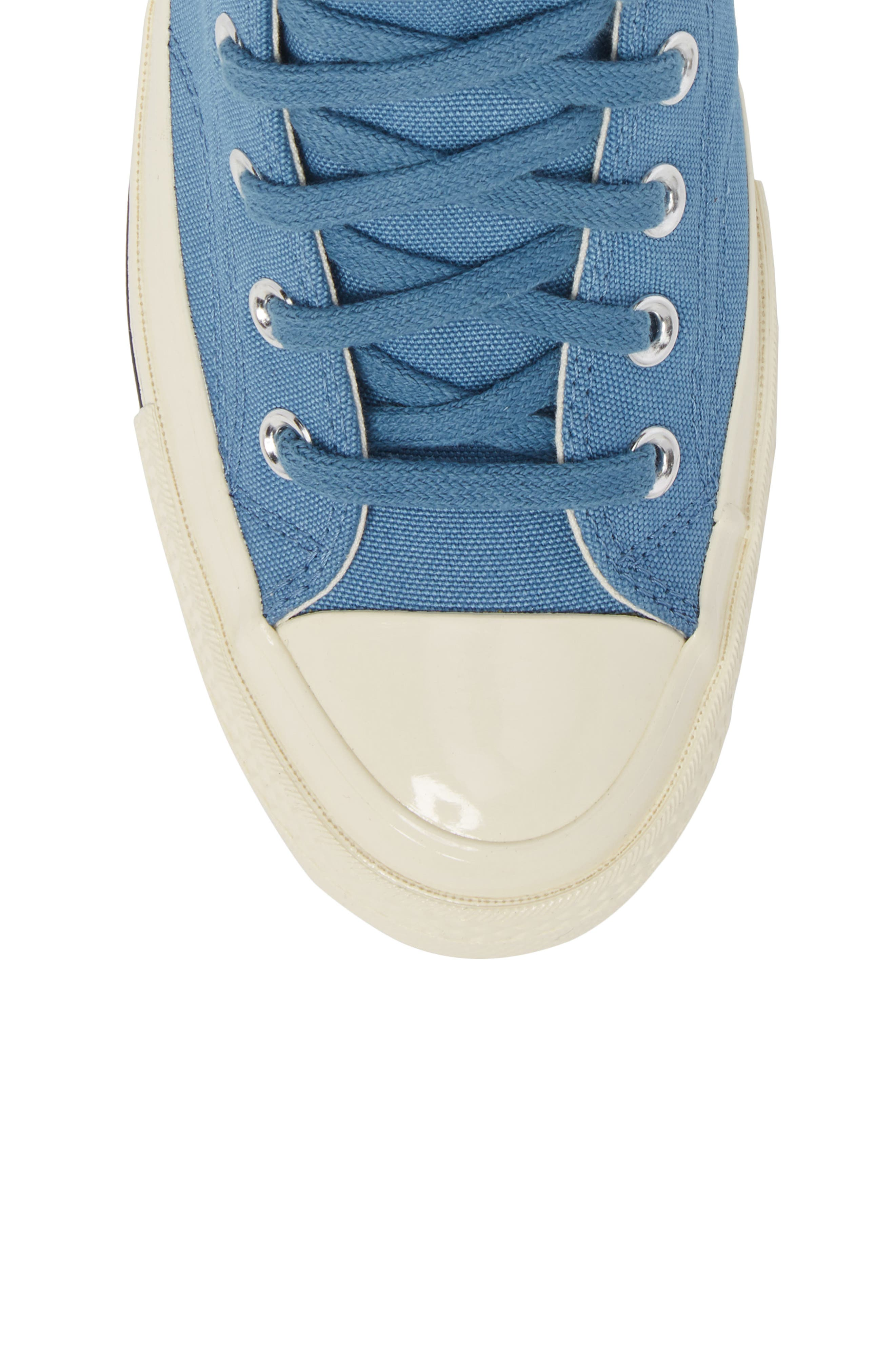 Chuck Taylor<sup>®</sup> All Star<sup>®</sup> '70s Heritage High Top Sneaker,                             Alternate thumbnail 5, color,                             Aegean Storm