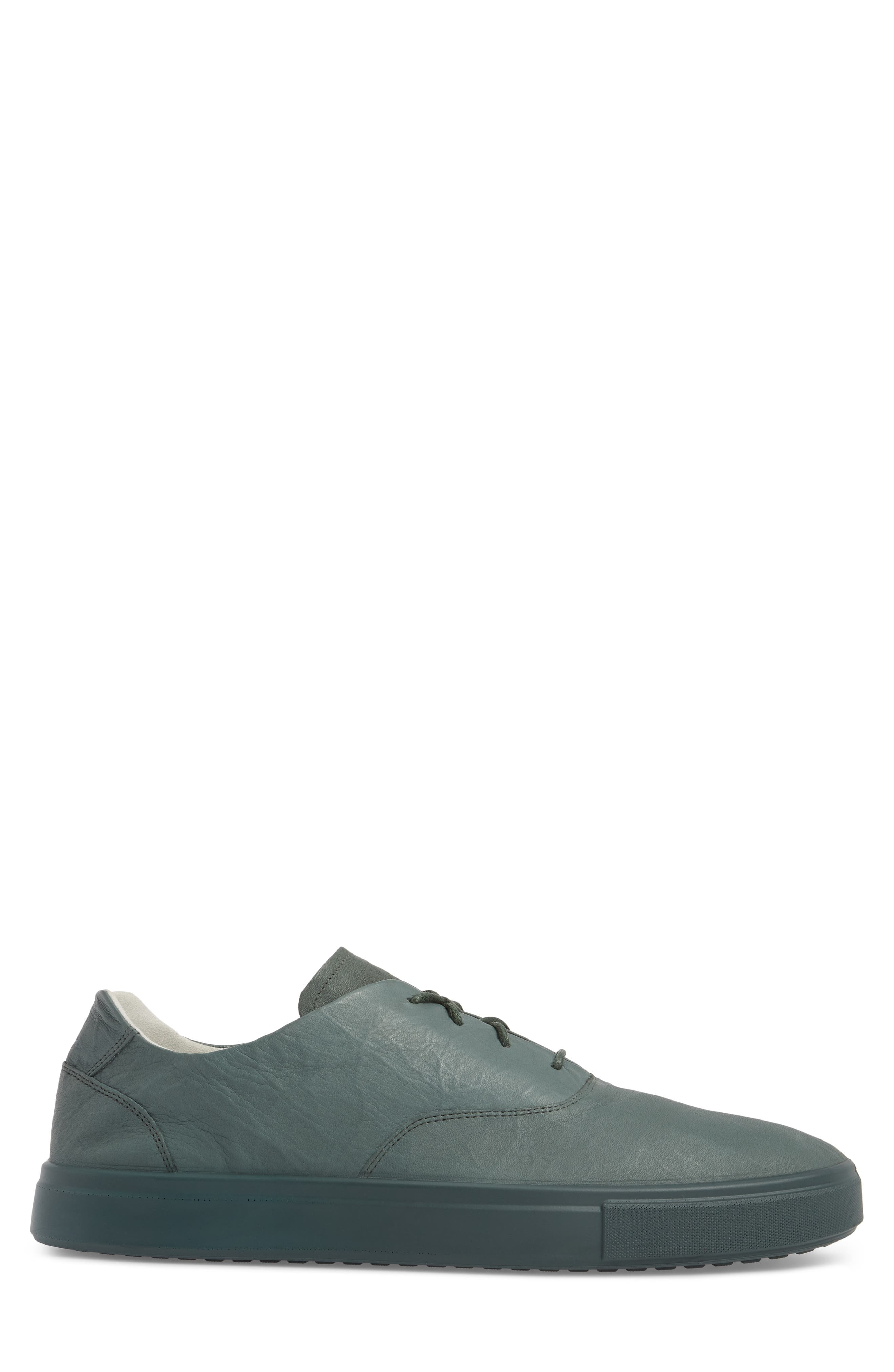 Kyle Low Top Sneaker,                             Alternate thumbnail 3, color,                             Military Sage Leather