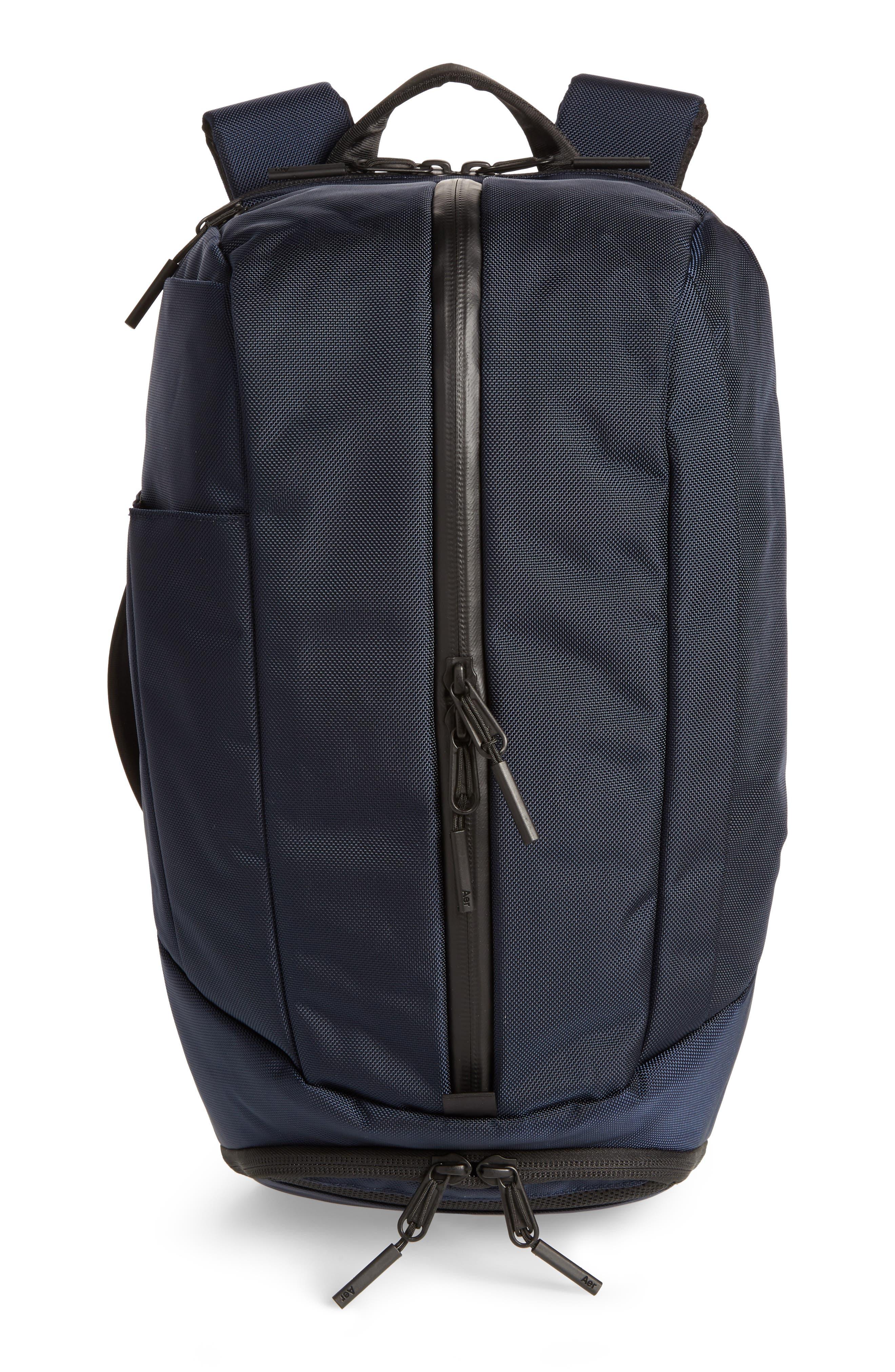 Aer Duffel Pack 2 Convertible Backpack - Blue In Navy   ModeSens 303538fd24