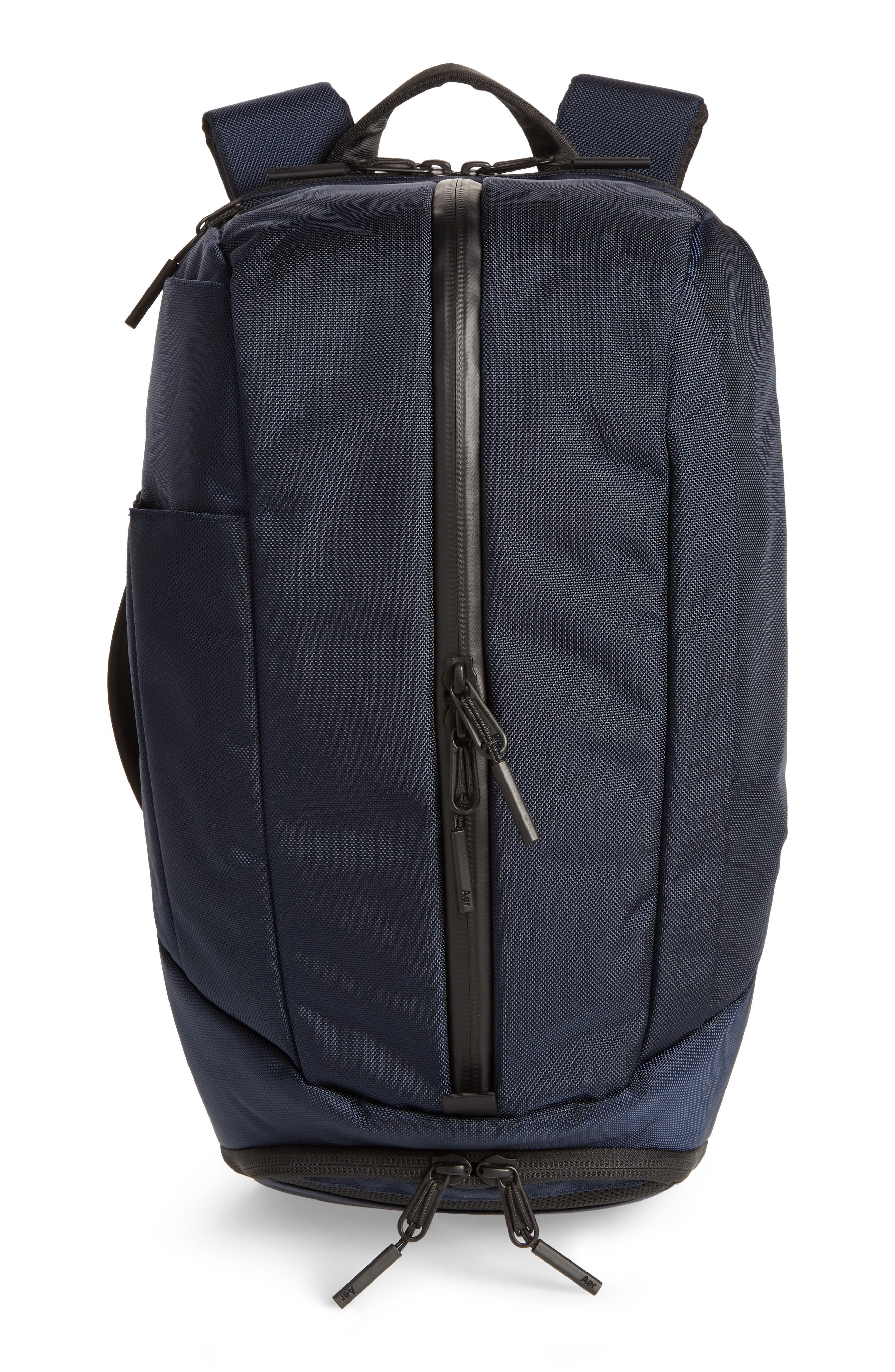 Duffel Pack 2 Convertible Backpack,                         Main,                         color, Navy