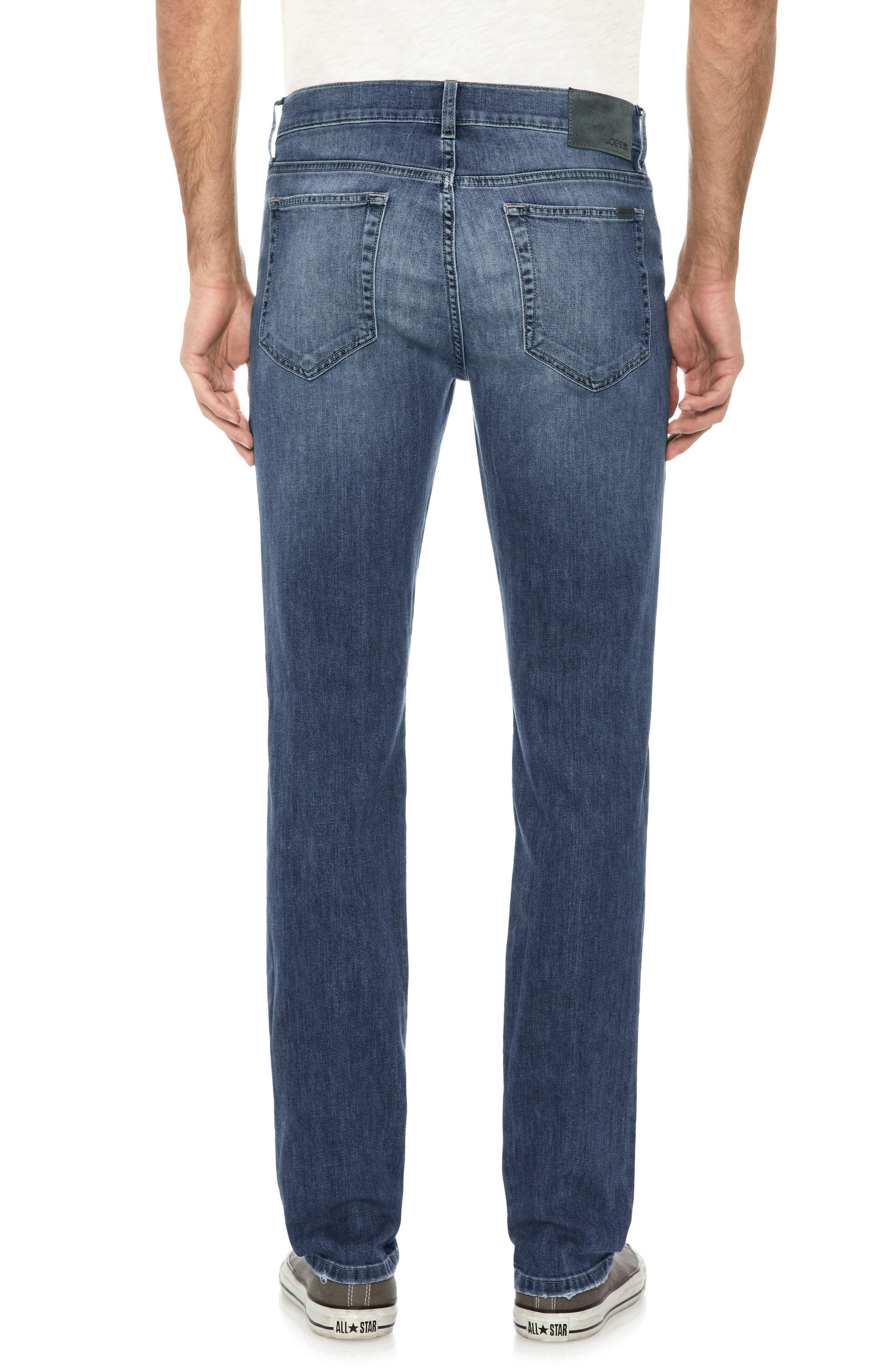 Classic Straight Leg Jeans,                             Alternate thumbnail 2, color,                             Montell