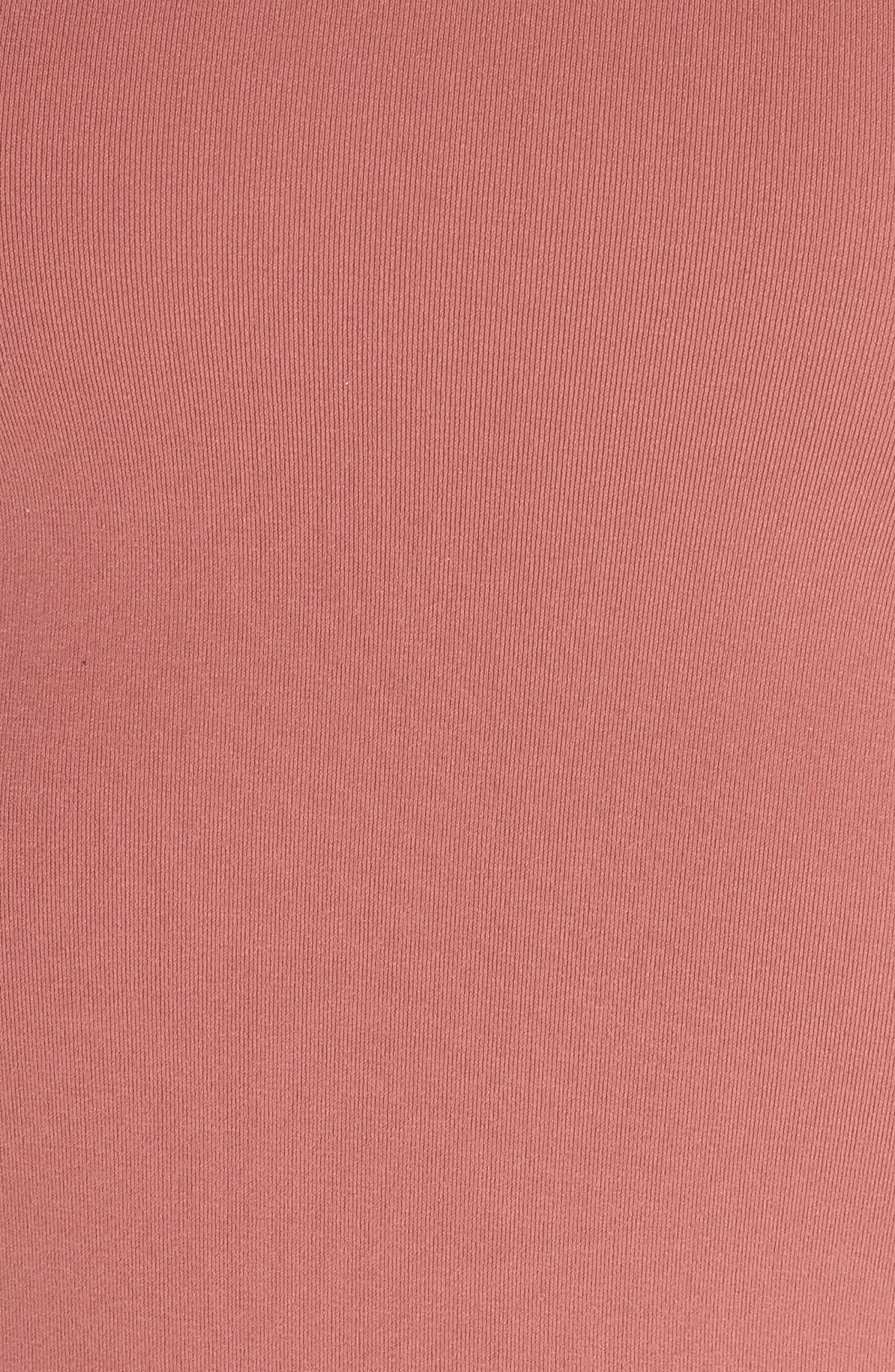Seamless Two-Way Tank,                             Alternate thumbnail 6, color,                             Pink Taffy