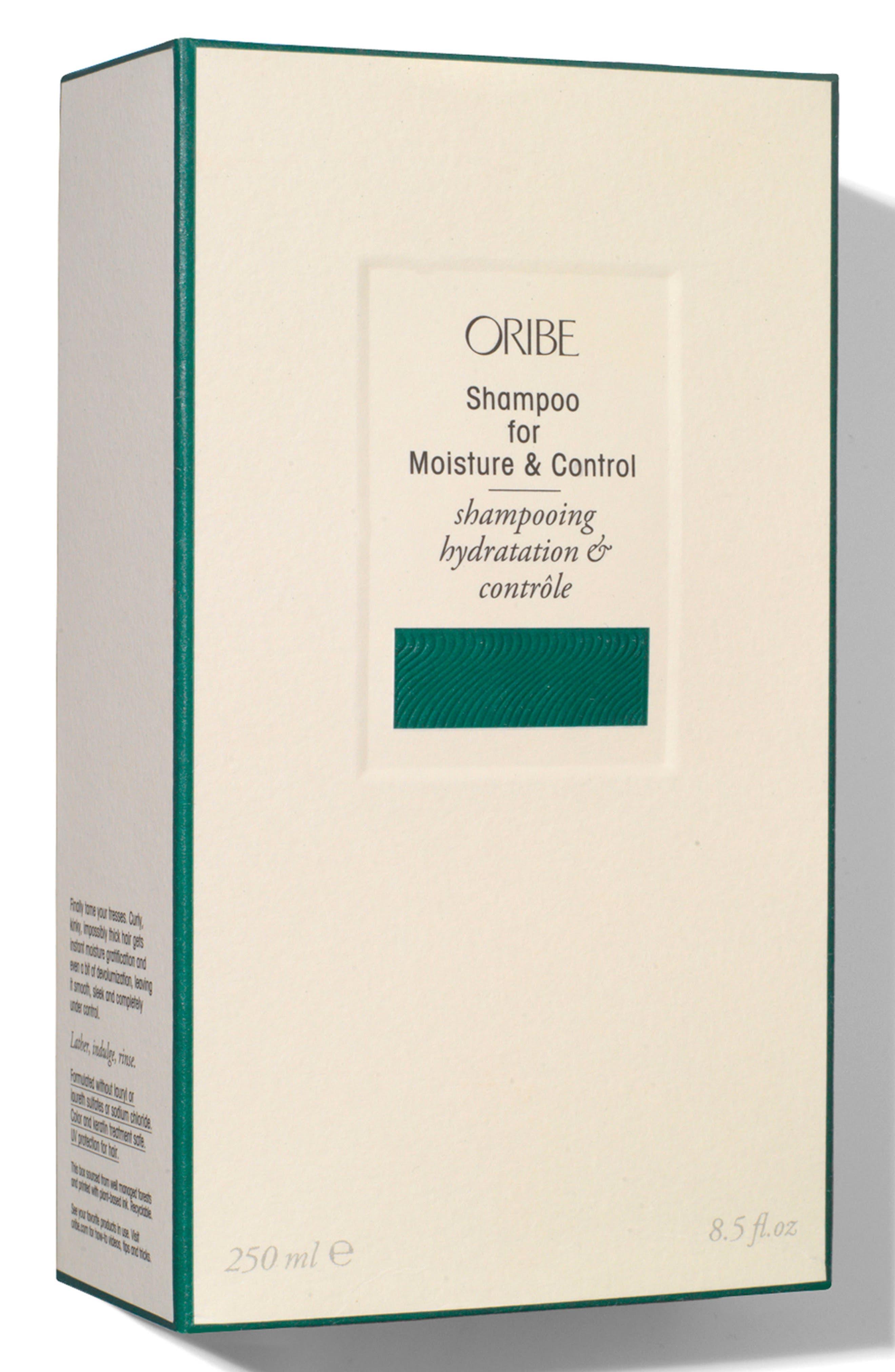 SPACE.NK.apothecary Oribe Shampoo for Moisture & Control,                             Alternate thumbnail 3, color,                             No Color