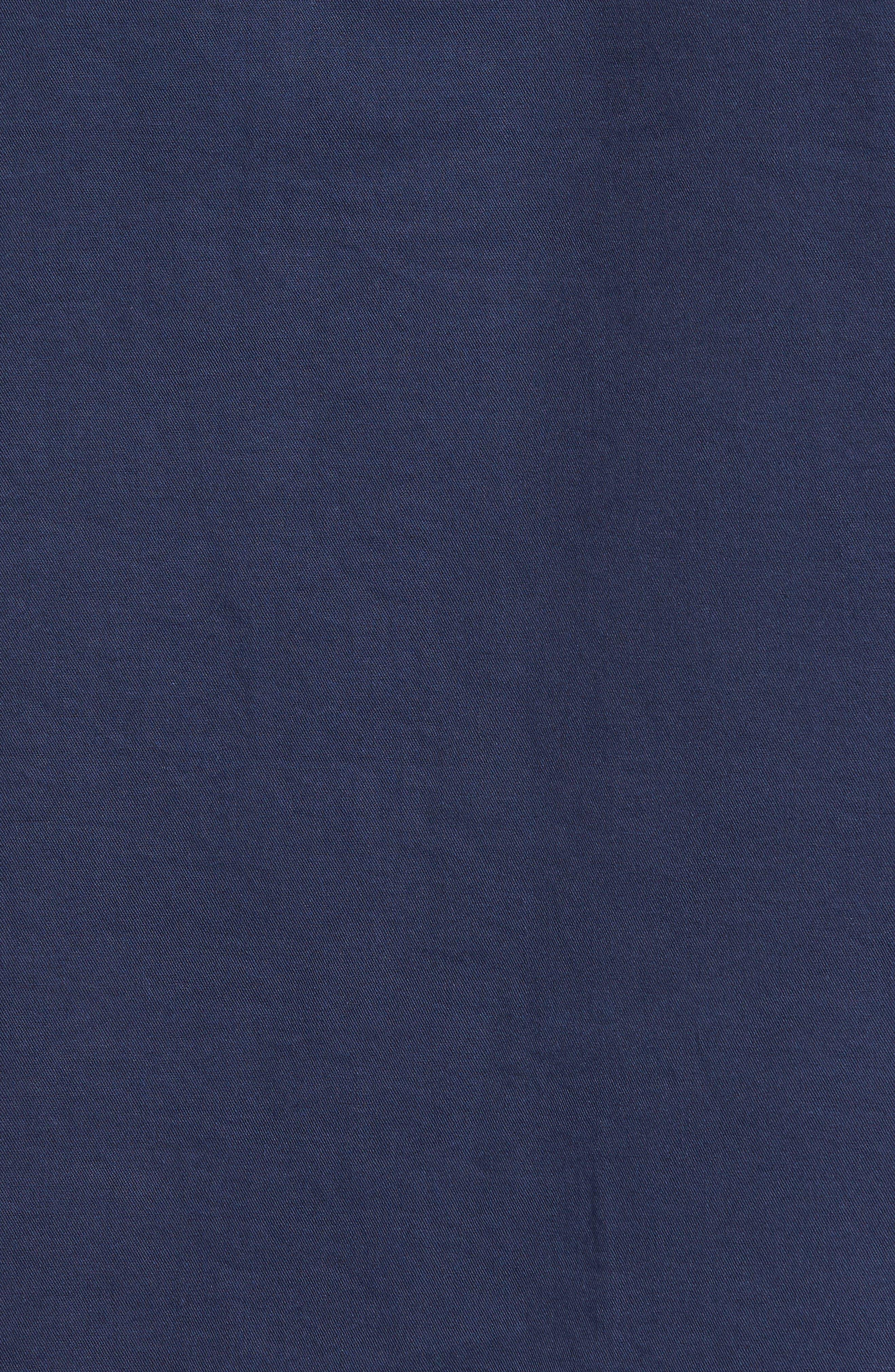 Blackstone Shirt Jacket,                             Alternate thumbnail 5, color,                             Navy