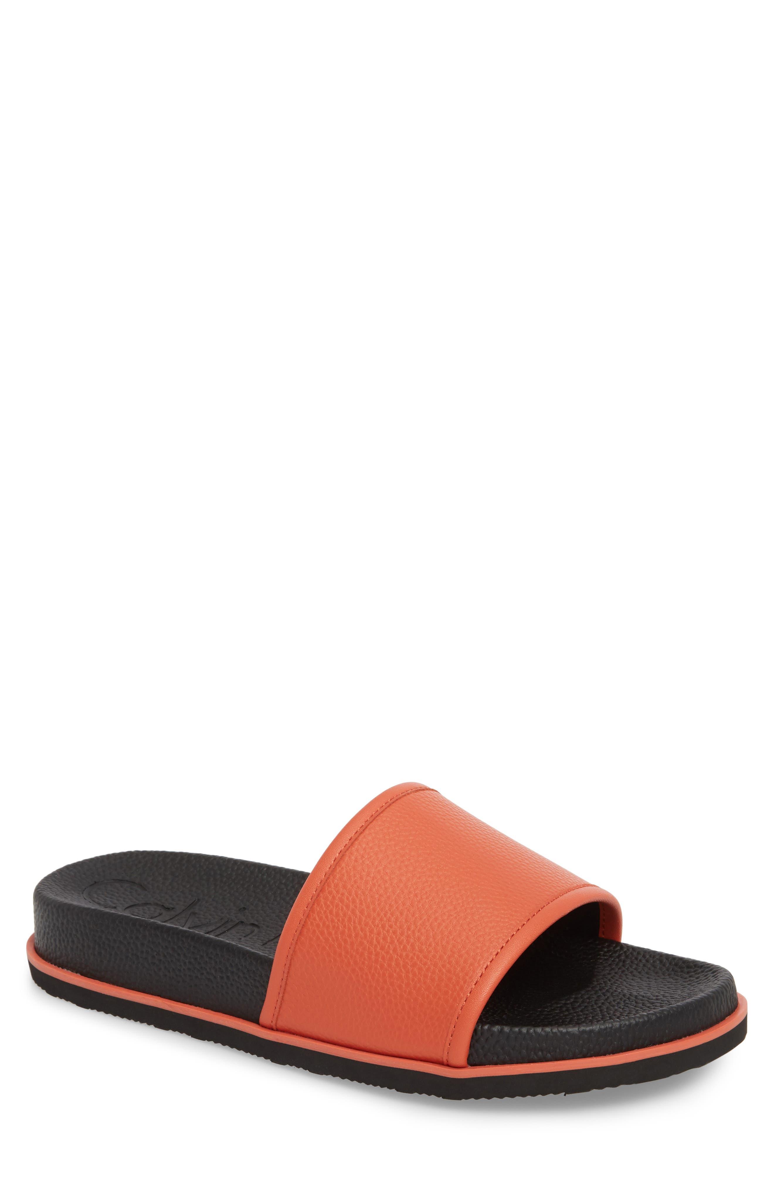 Calvin Klein Mackee Sport Slide (Men)