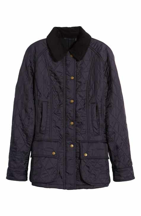 Womens Blue Quilted Jackets Nordstrom