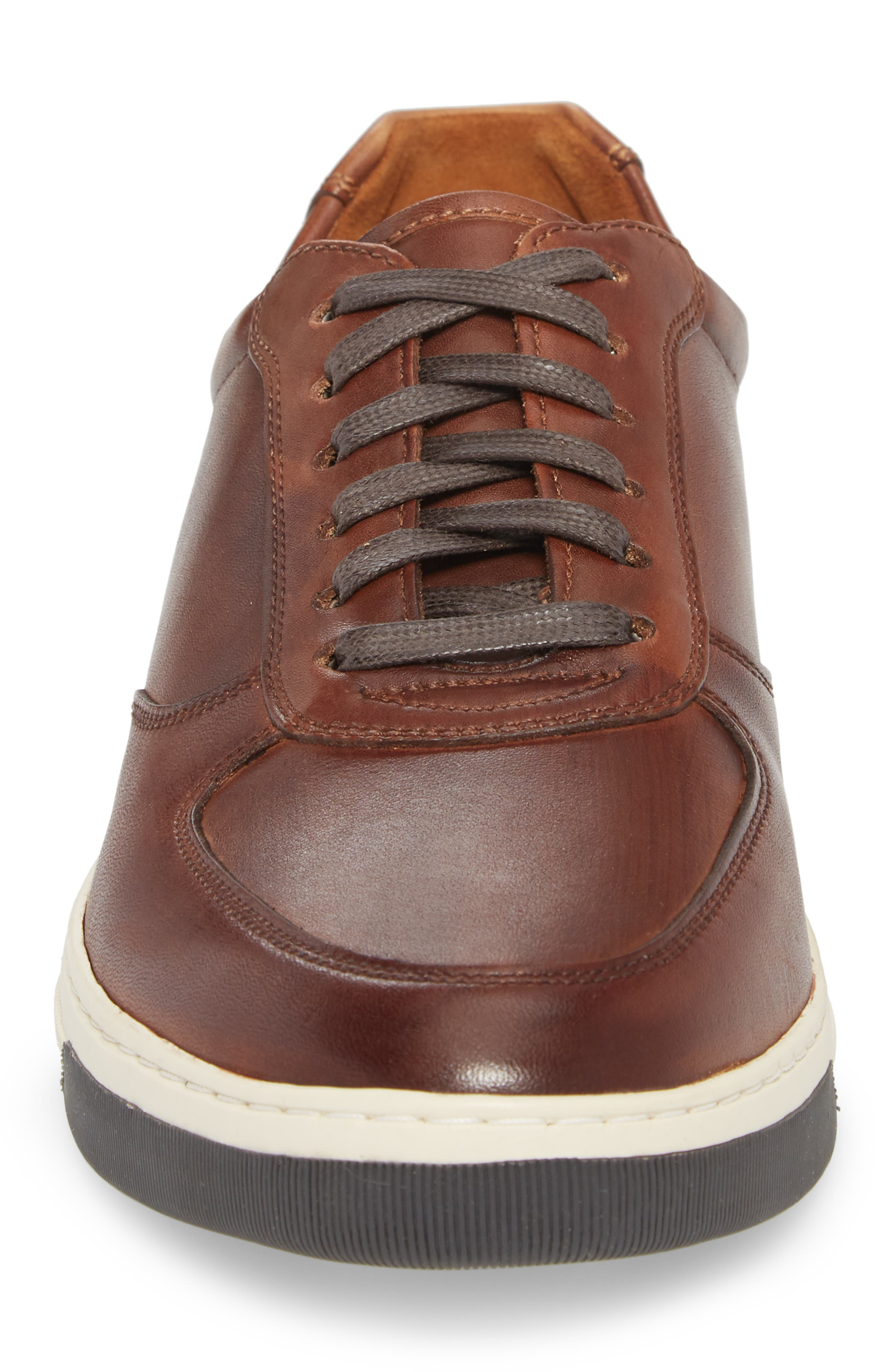 Alternate Image 4  - Johnston & Murphy Fenton Low Top Sneaker (Men)