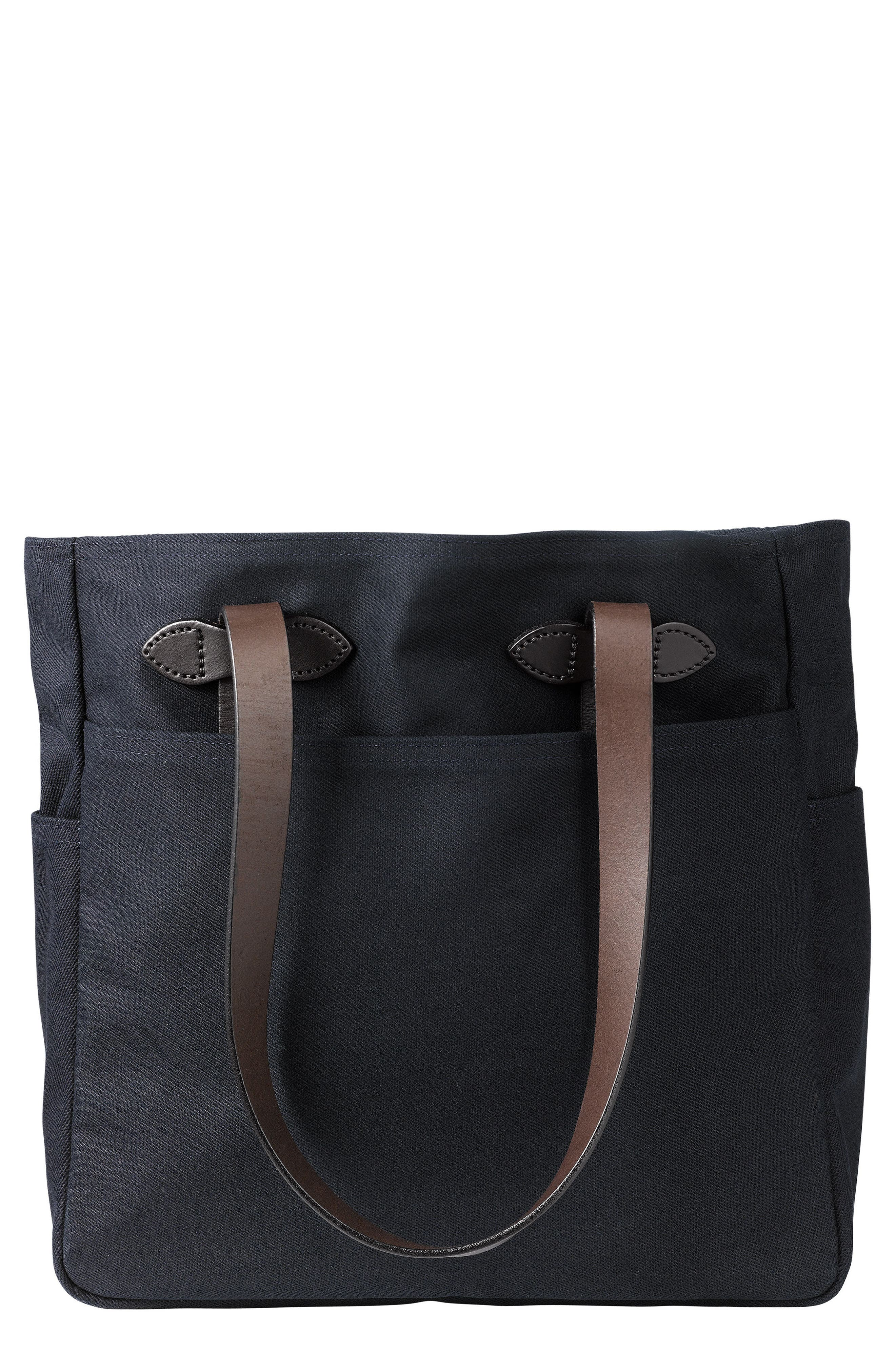 FILSON Rugged Twill Tote Bag - Blue in Navy
