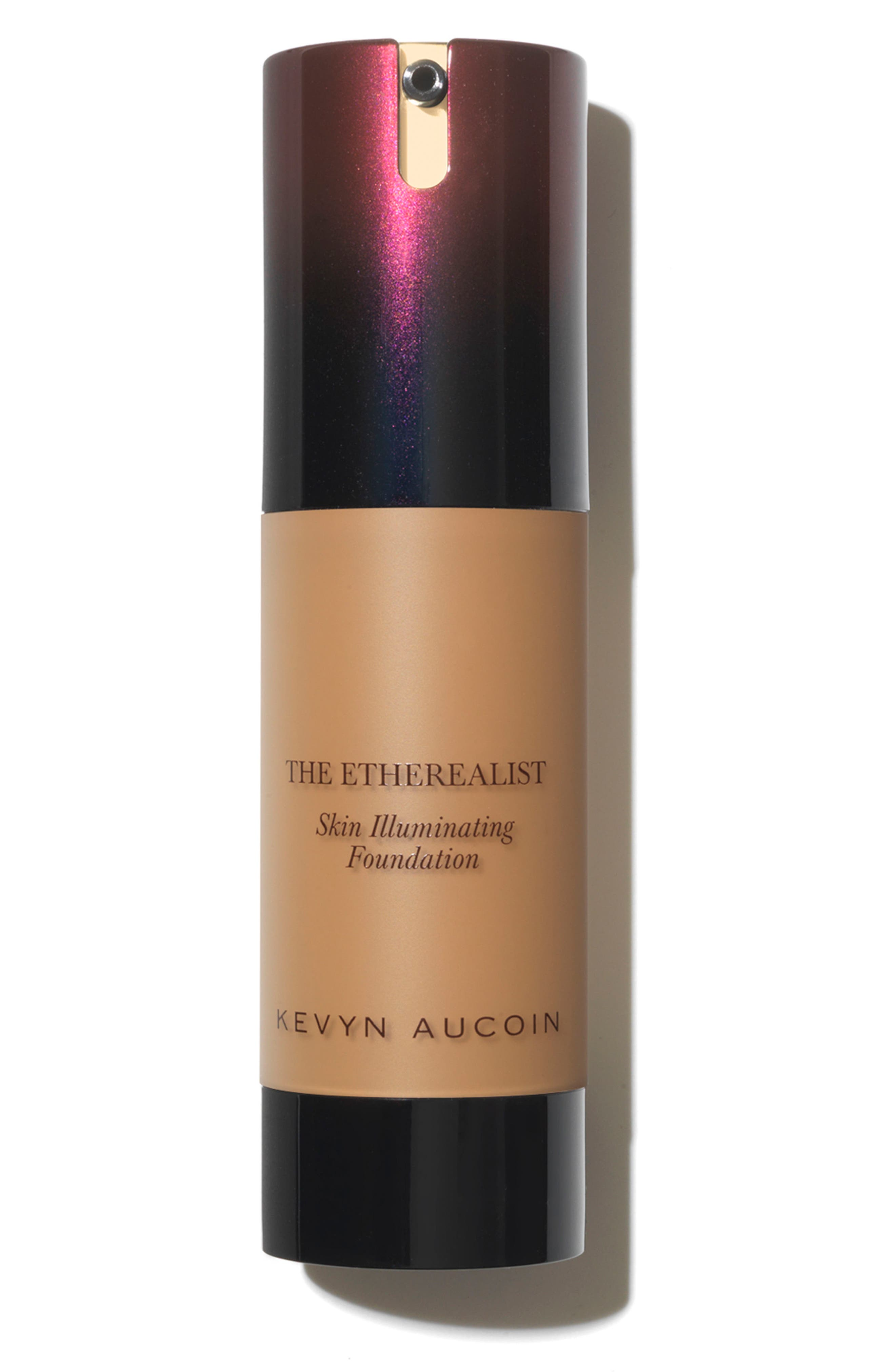 SPACE.NK.apothecary Kevyn Aucoin Beauty The Etherealist Skin Illuminating Foundation,                         Main,                         color, 10 Medium