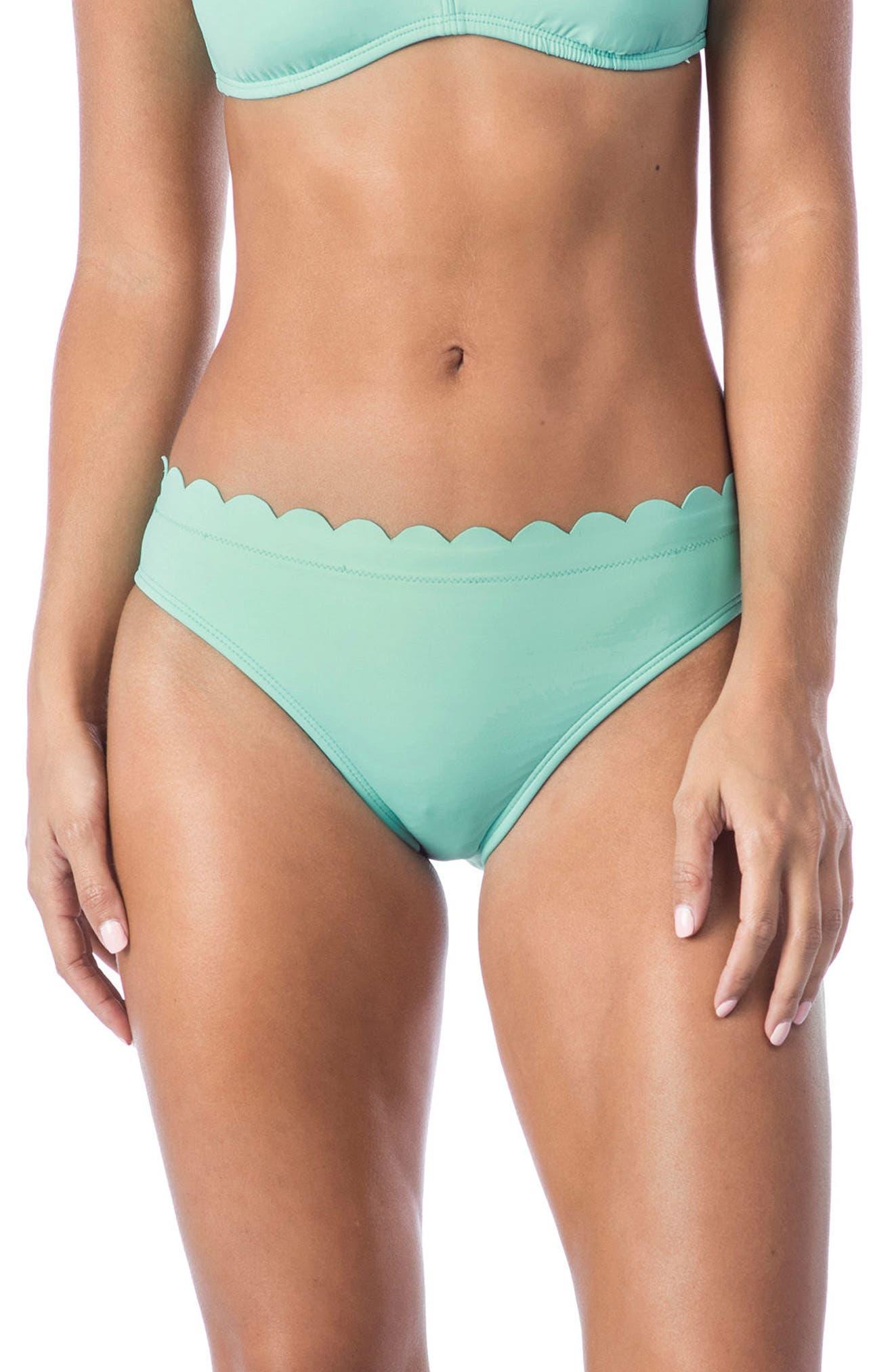 La Blanca Petal Pusher Hipster Bikini Bottoms